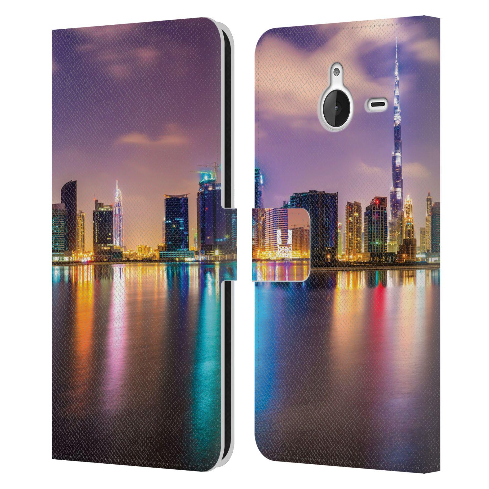 Pouzdro na mobil Nokia Lumia 640 XL - Head Case - Dubaj