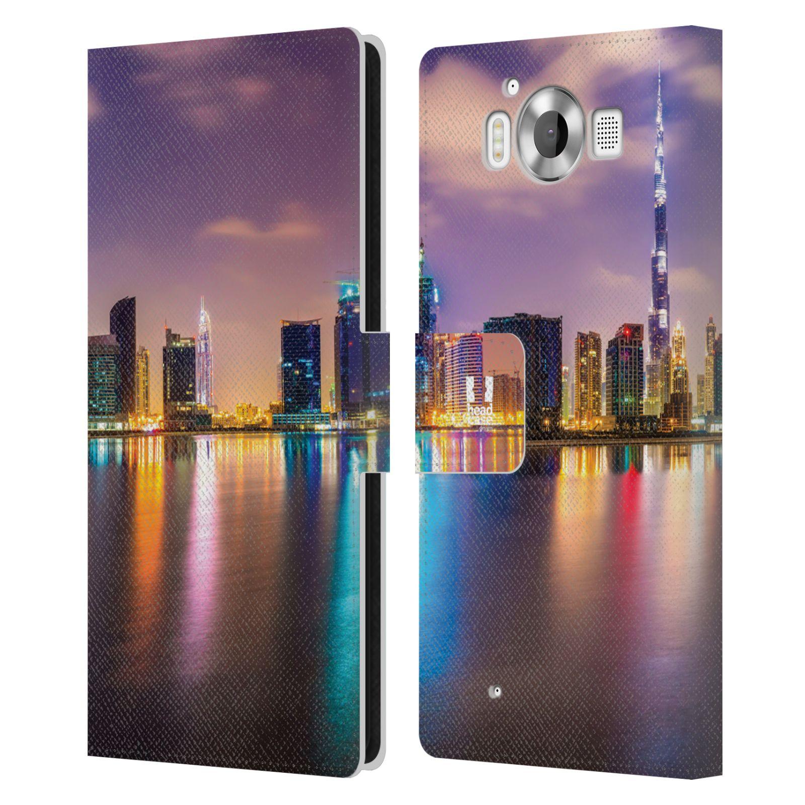 Pouzdro na mobil Nokia Lumia 950 - Head Case - Dubaj