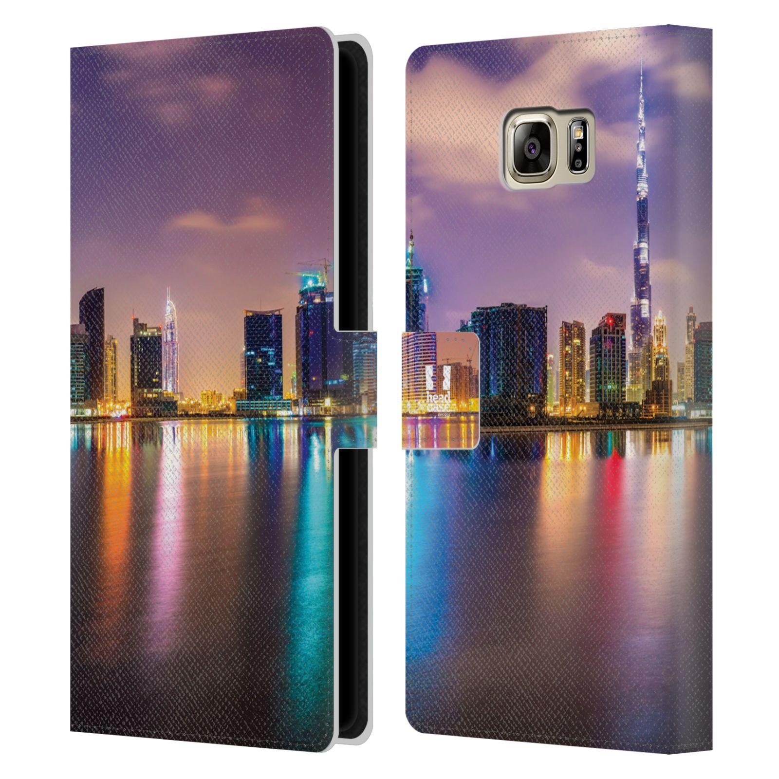 Pouzdro na mobil Samsung Galaxy NOTE 5 - Head Case - Dubaj