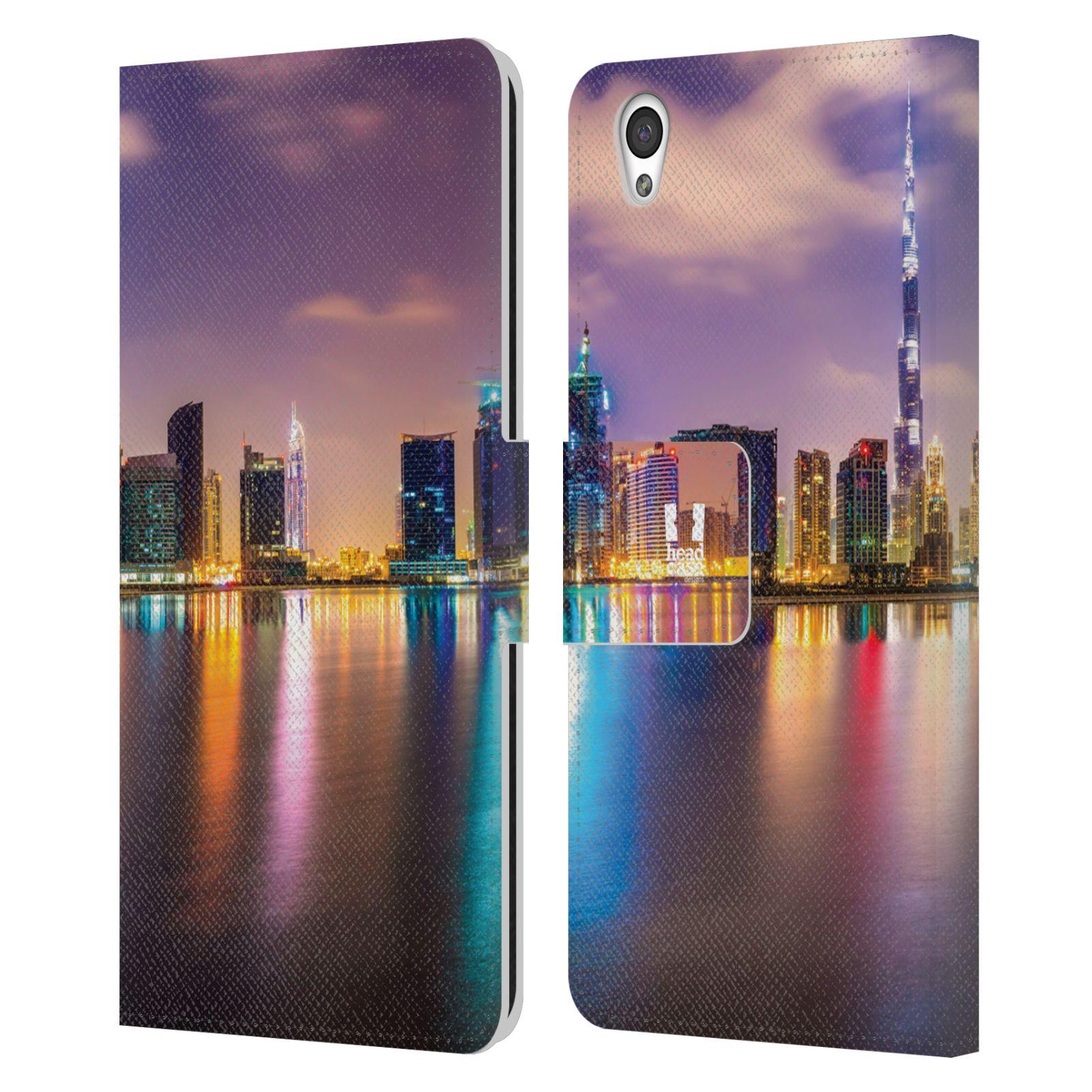 Pouzdro na mobil OnePlus X - Head Case - Dubaj