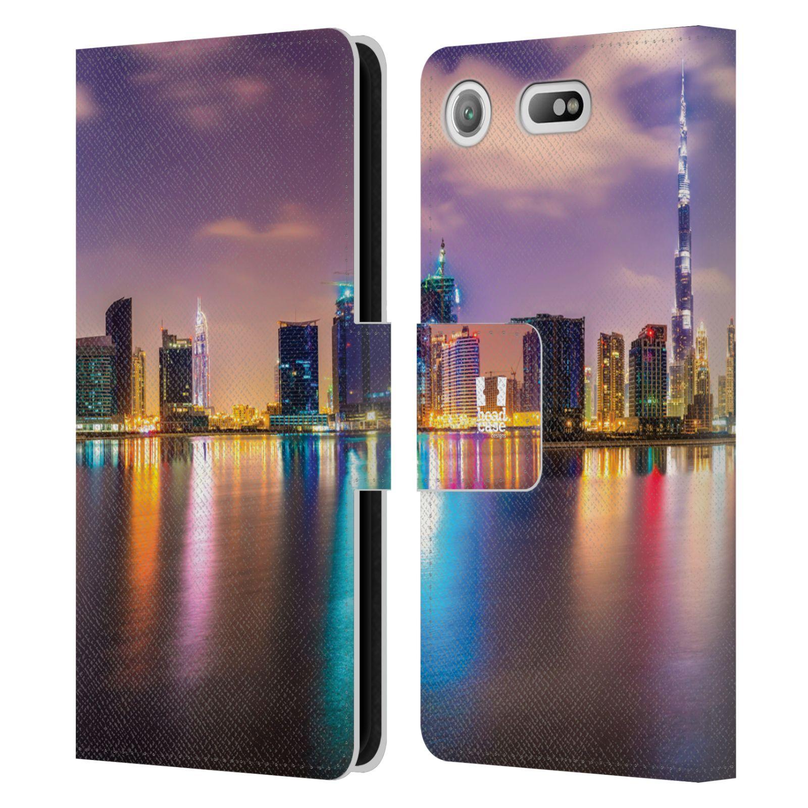 Pouzdro na mobil Sony Xperia XZ1 Compact - Head Case - Dubaj