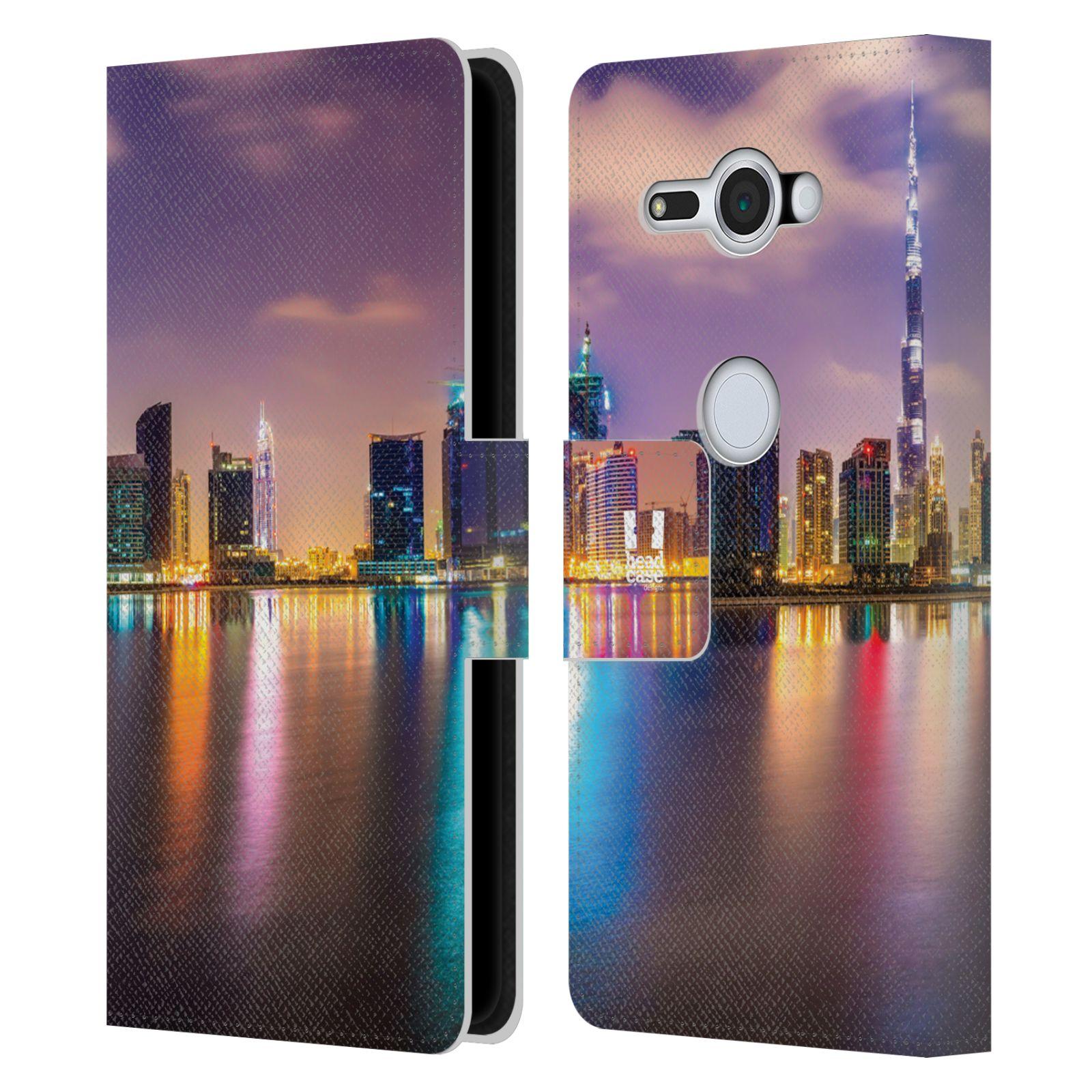 Pouzdro na mobil Sony Xperia XZ2 Compact - Head Case - Dubaj