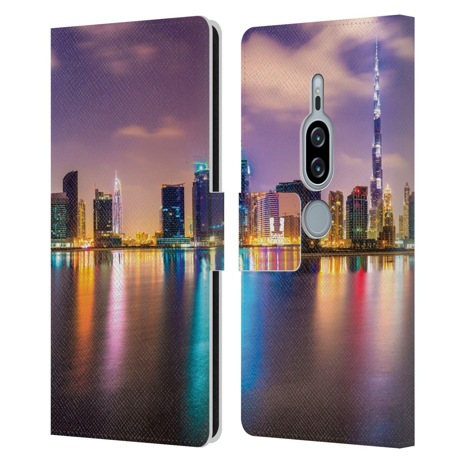 Pouzdro na mobil Sony Xperia XZ2 Premium - Head Case - Dubaj