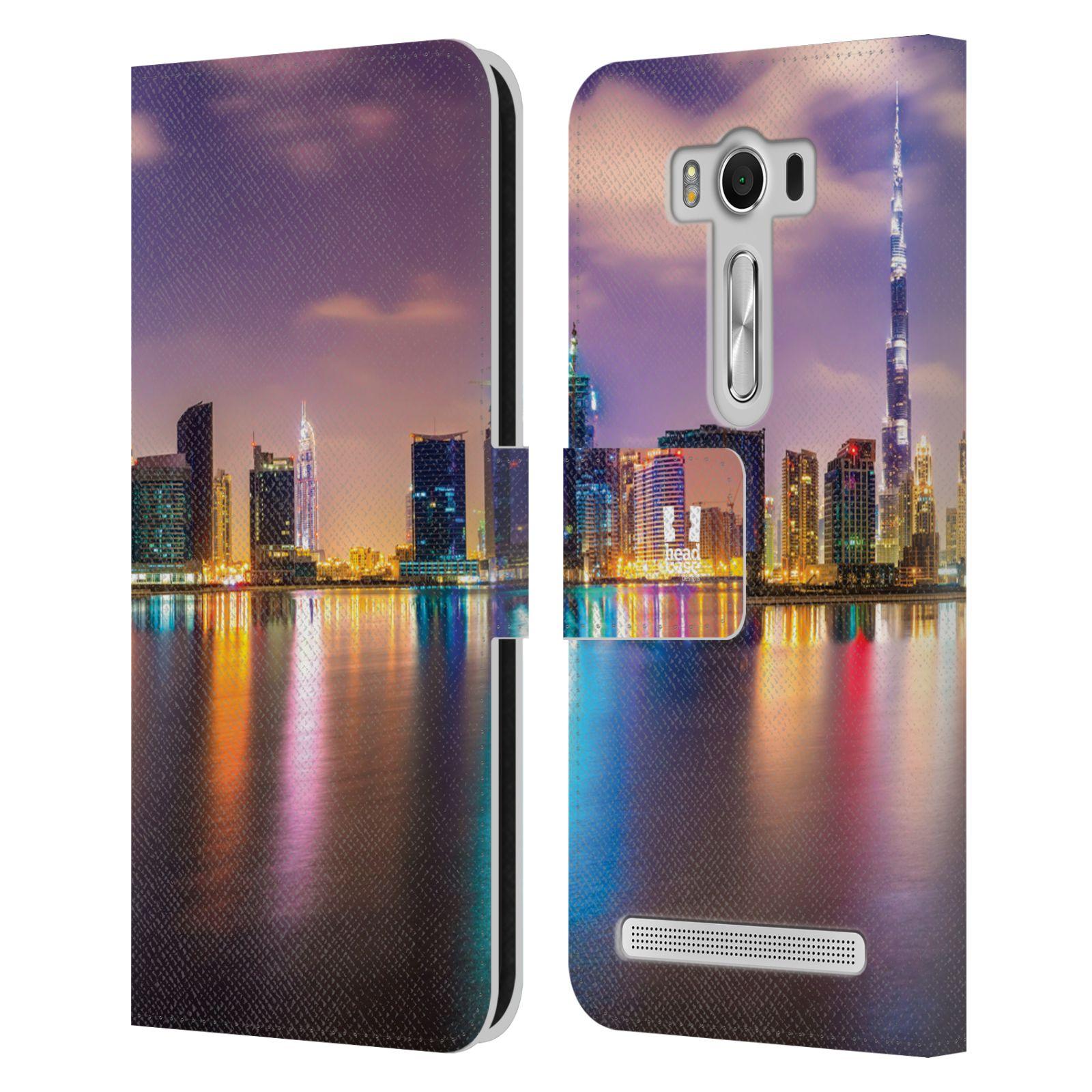 Pouzdro na mobil Asus Zenfone 2 Laser ZE500KL - Head Case - Dubaj