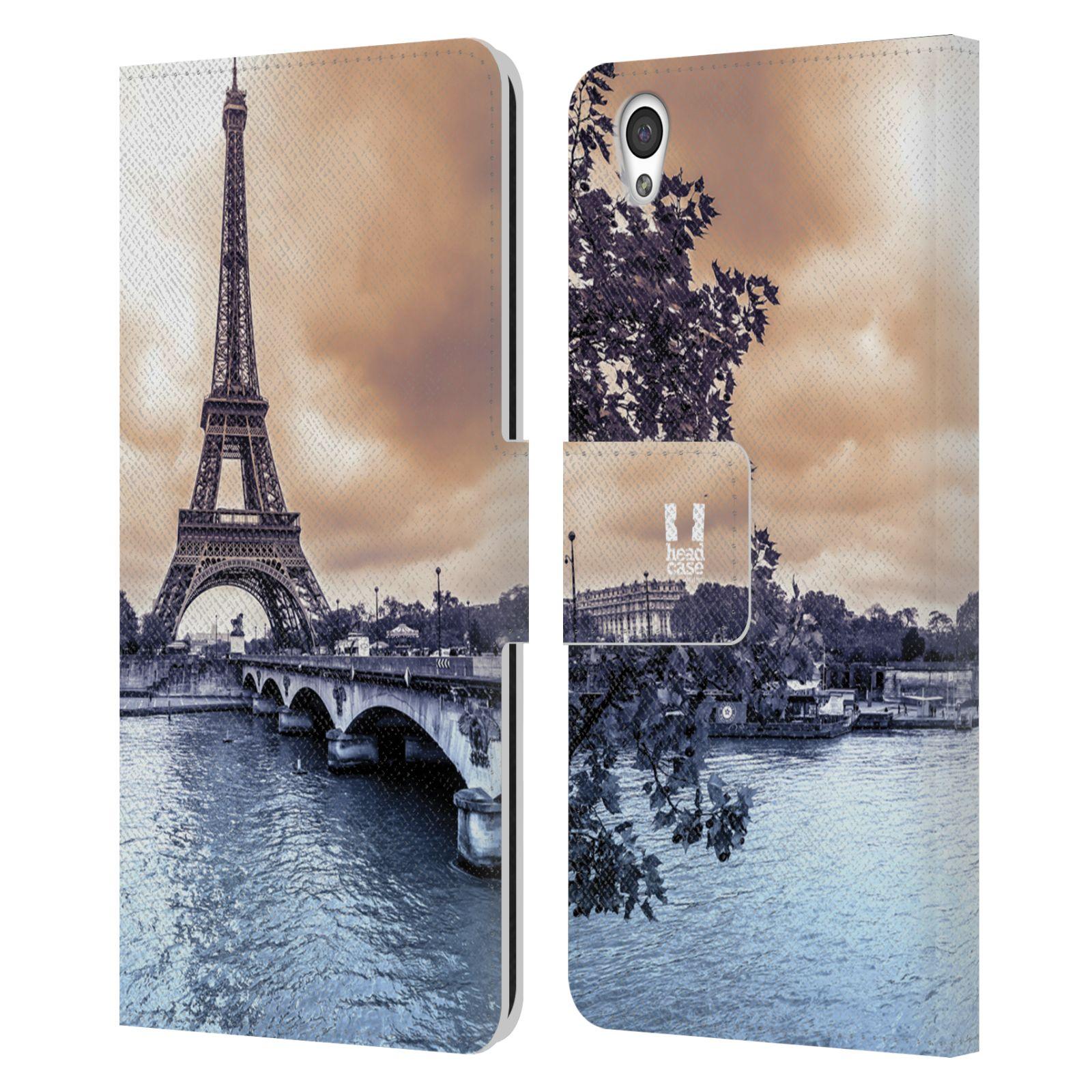 Pouzdro na mobil OnePlus X - Head Case - Paříž Eiffelova věž