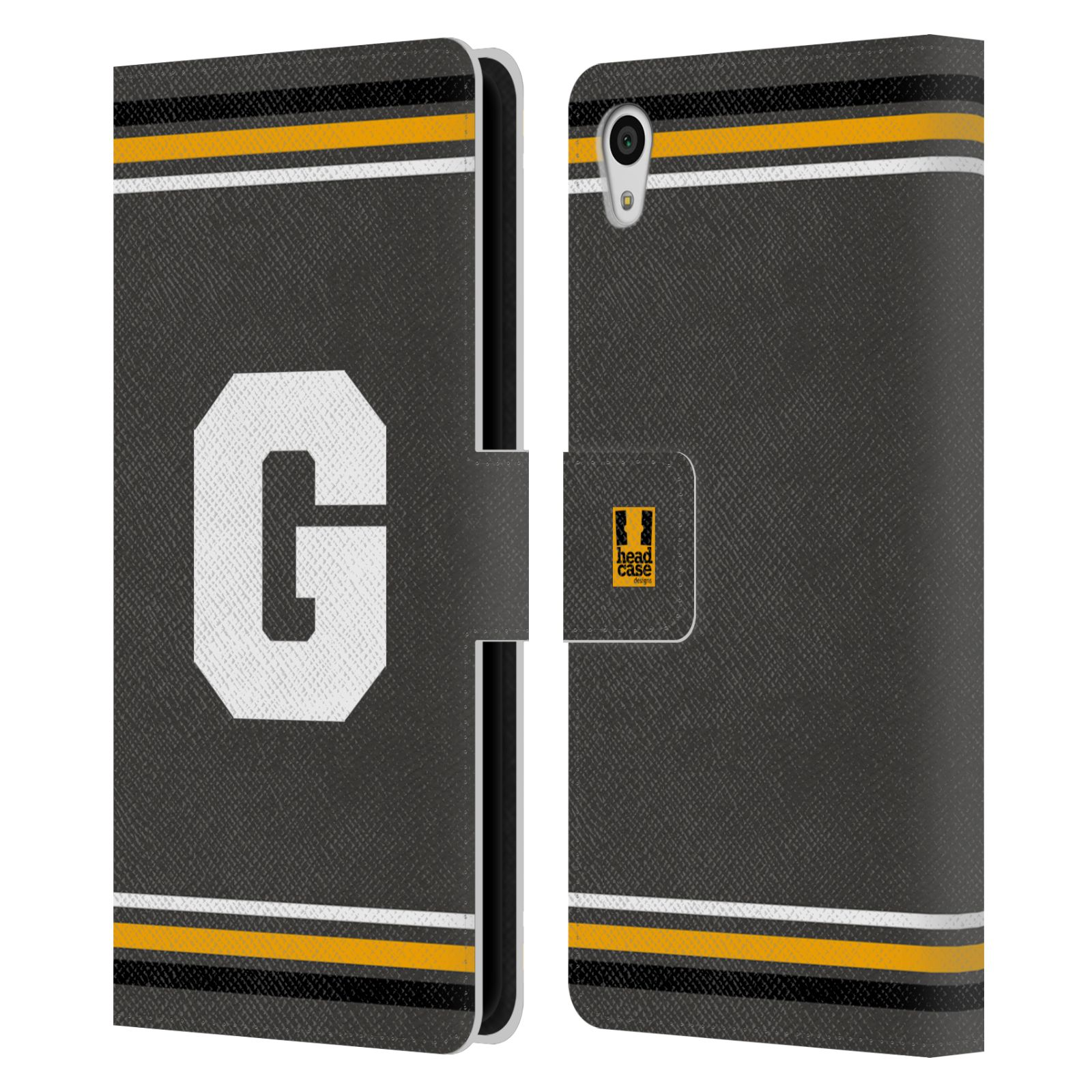 HEAD-CASE-DESIGNS-COLLEGE-VARSITY-LEATHER-BOOK-WALLET-CASE-FOR-SONY-XPERIA-Z5