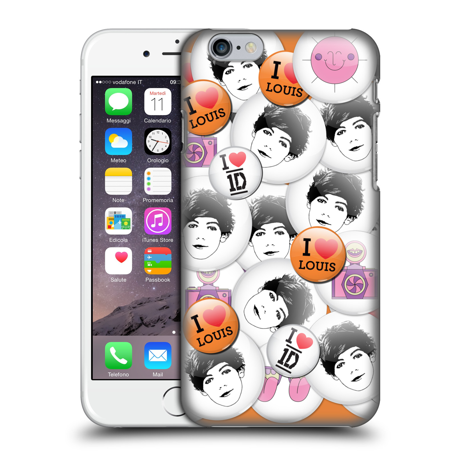 Ufficiale-One-Direction-1D-pulsante-PIN-HARD-BACK-CASE-per-APPLE-iPhone-telefoni