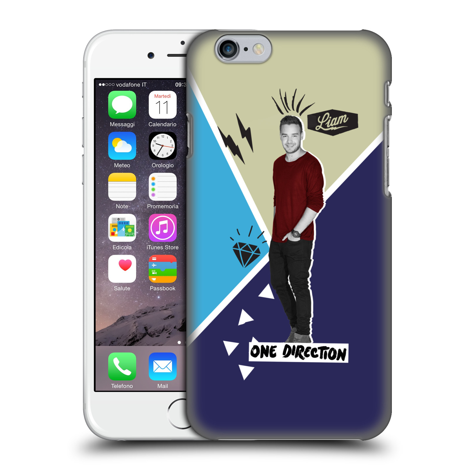 Ufficiale-One-Direction-1D-ACCENT-HARD-BACK-CASE-per-APPLE-iPhone-telefoni