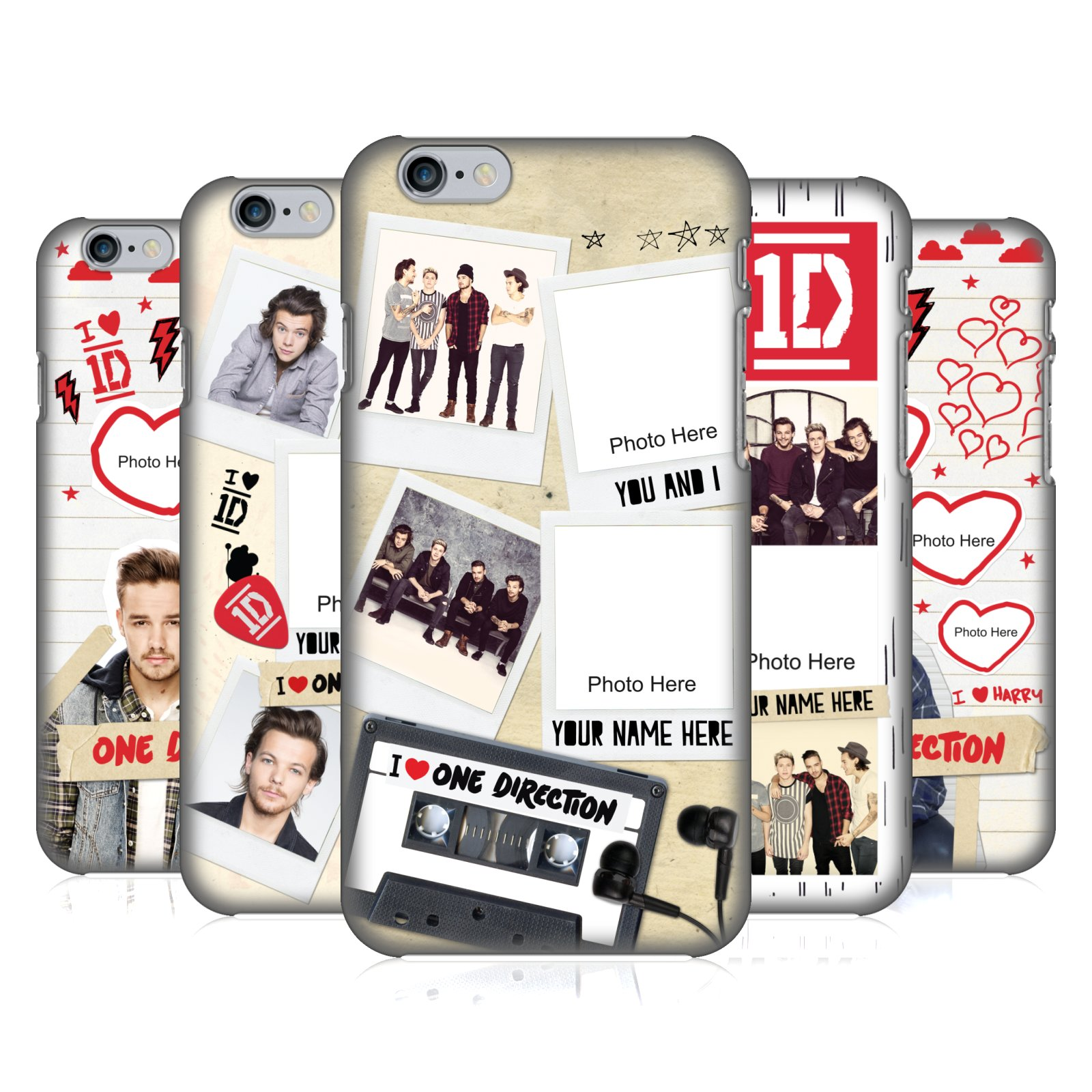 One Direction Crazy Over You Personalised