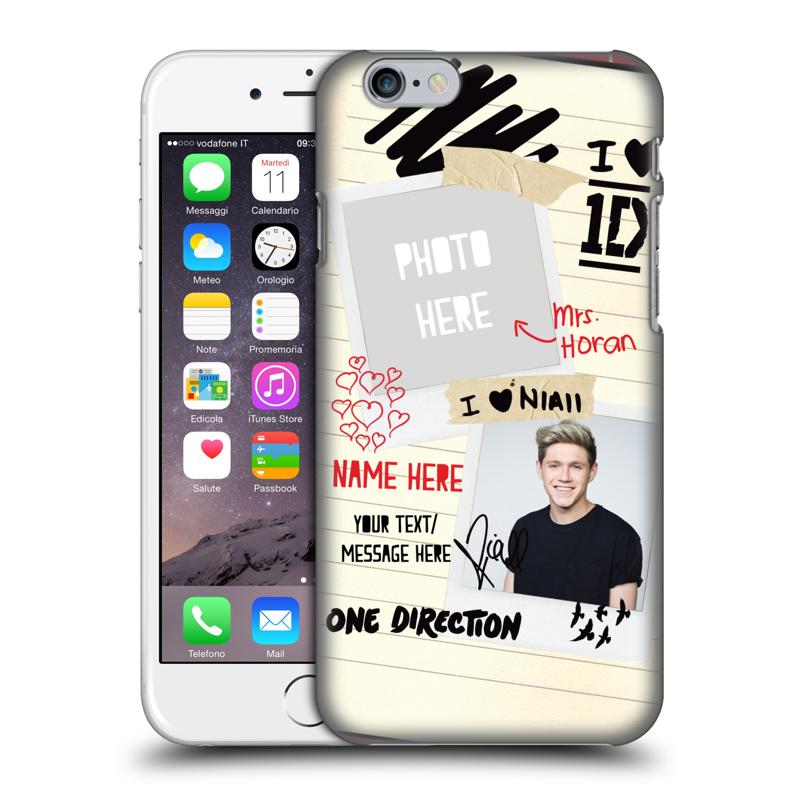 COVER-PERSONALIZZATA-ONE-DIRECTION-I-SHIP-US-HARD-CASE-PER-APPLE-iPHONE-TELEFONI