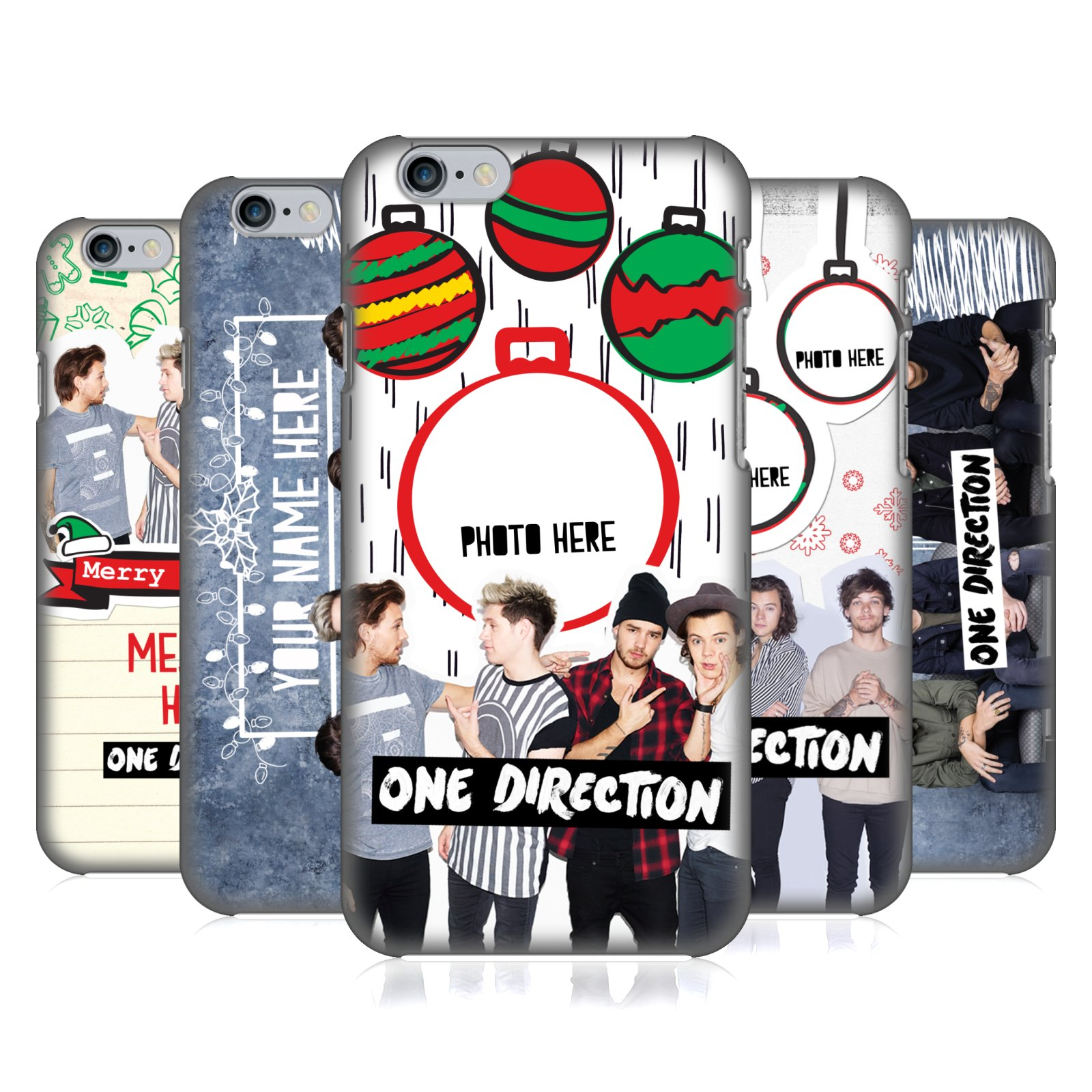 One Direction Personalised Christmas