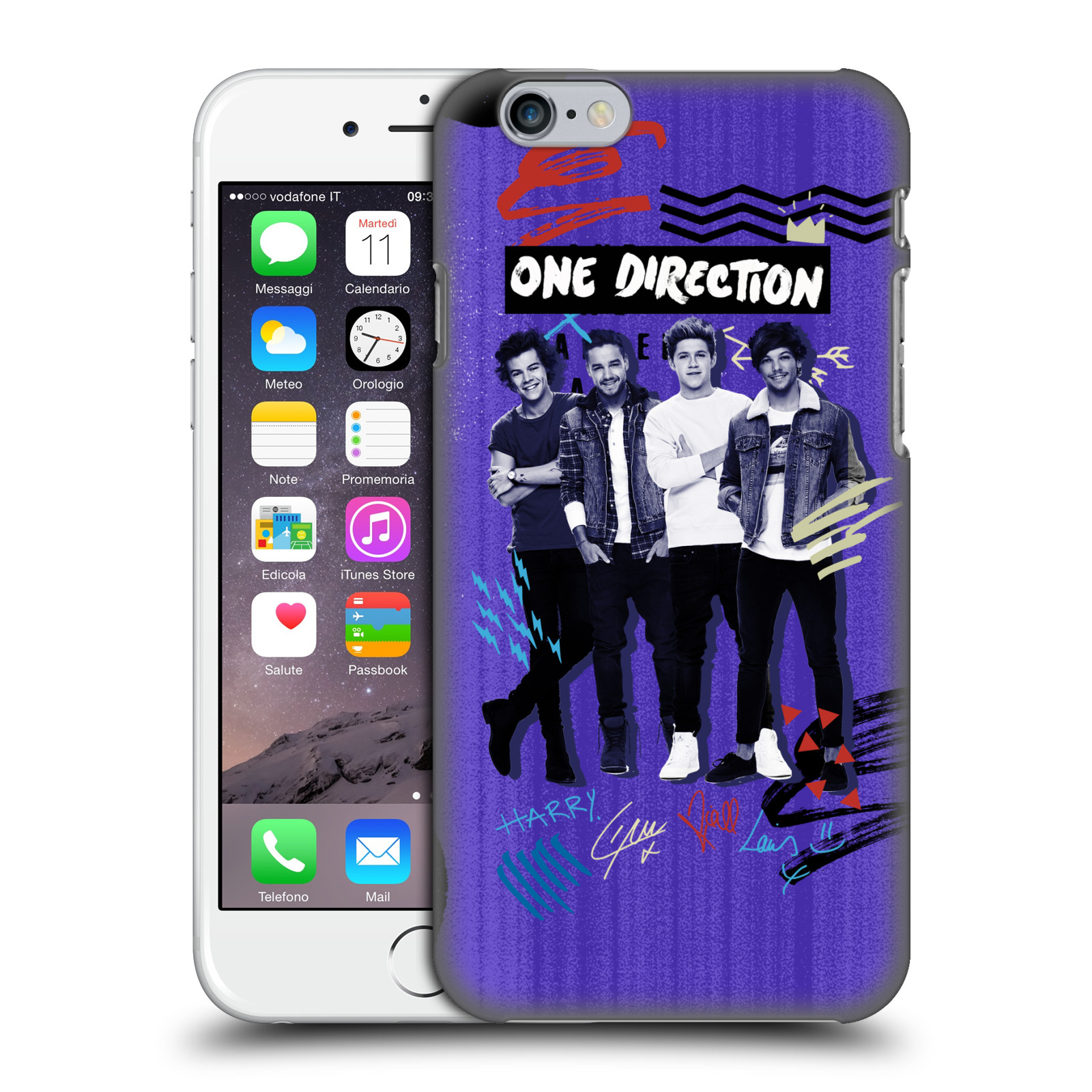 Ufficiale-One-Direction-1D-fan-POSTER-HARD-BACK-CASE-per-APPLE-iPhone-telefoni