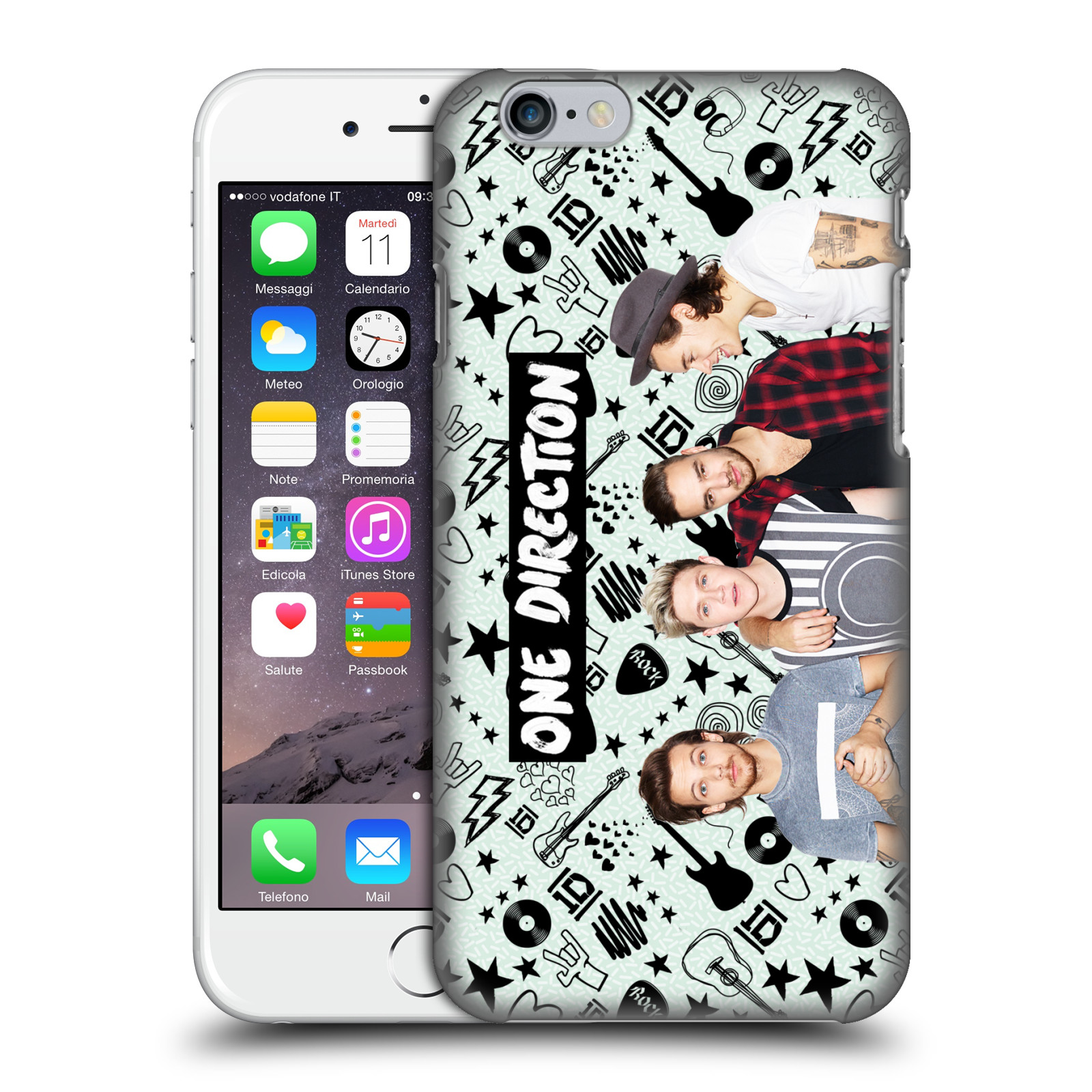 Ufficiale-One-Direction-Foto-di-gruppo-icona-DOODLE-BACK-CASE-per-APPLE-iPHONE-Telefoni