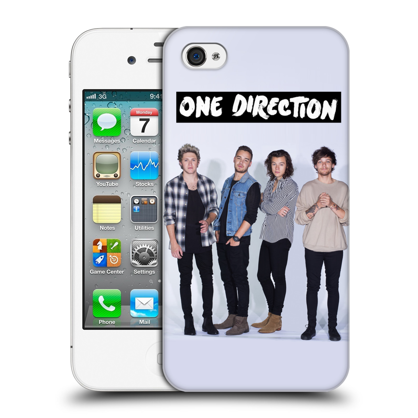 OFFICIAL-ONE-DIRECTION-GROUP-PHOTOS-HARD-BACK-CASE-FOR-APPLE-iPHONE-4-4S