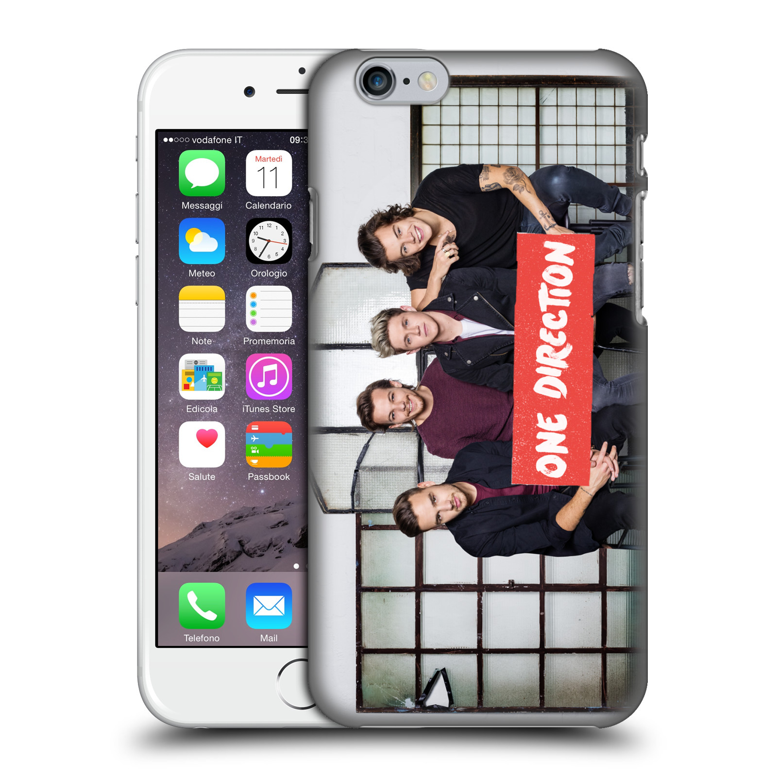 OFFICIAL-ONE-DIRECTION-GROUP-PHOTOS-HARD-BACK-CASE-FOR-APPLE-iPHONE-6-6S