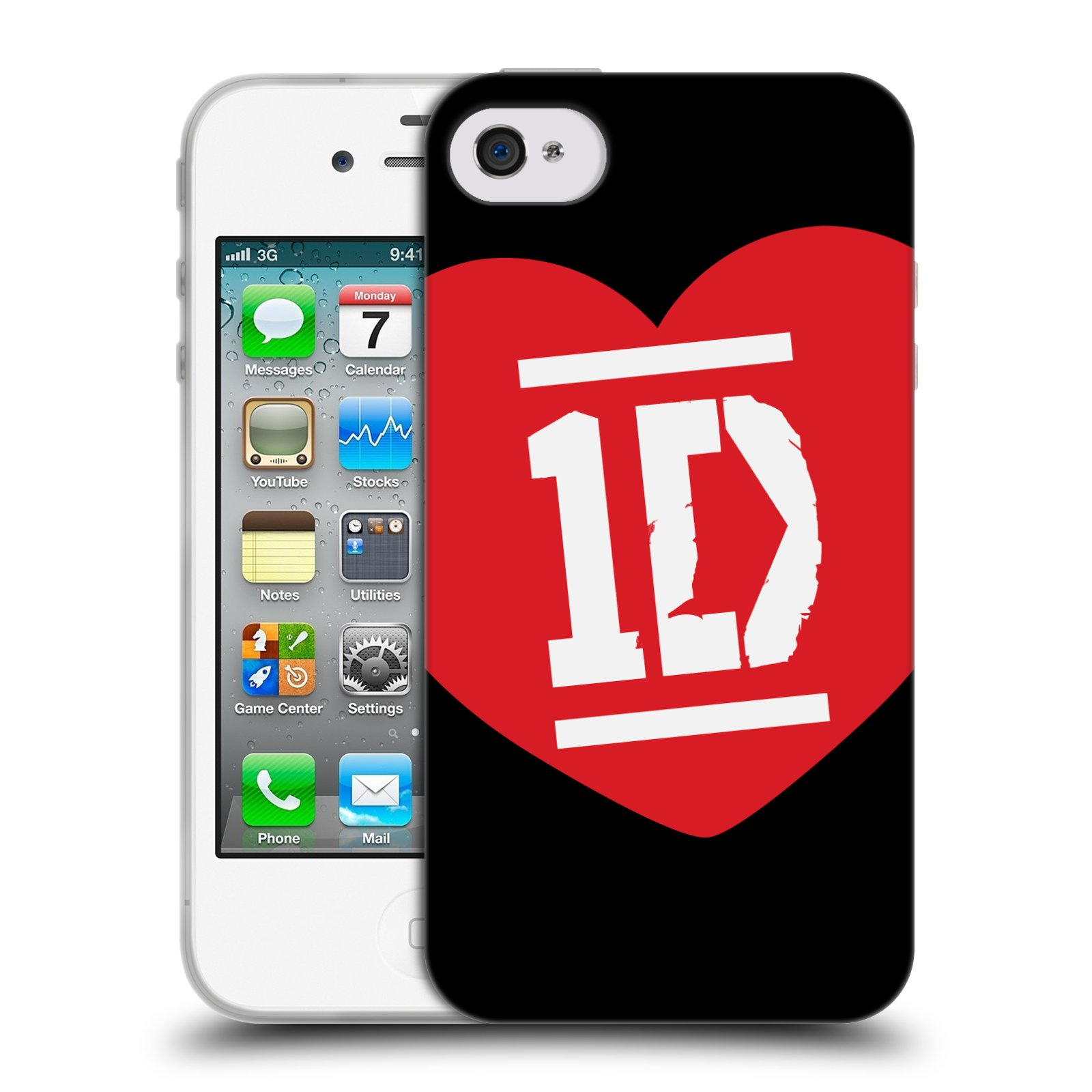 Ufficiale-One-Direction-1D-I-LOVE-ONE-DIRECTION-Soft-Gel-Custodia-per-Apple-iPhone-4