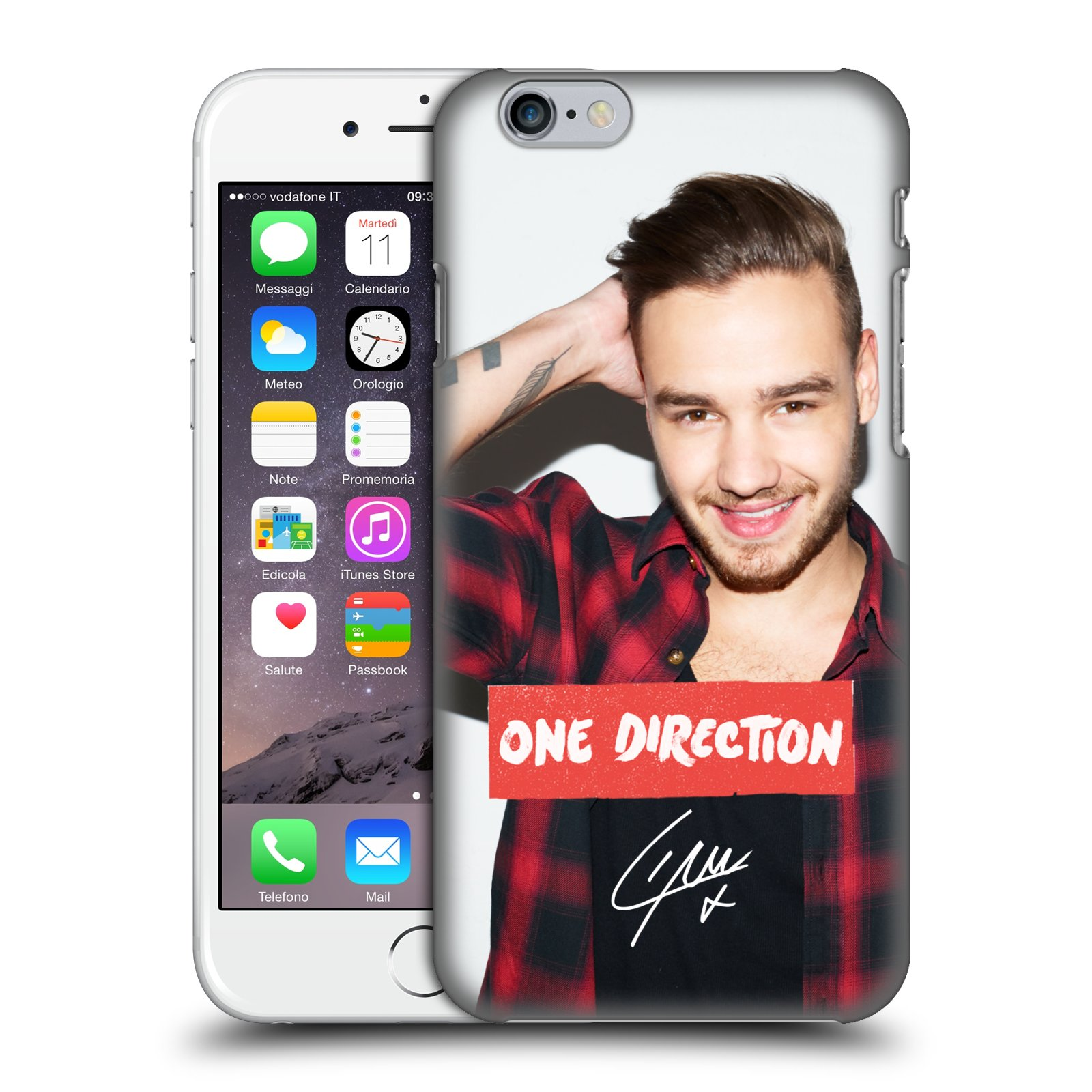 Du00e9tails sur Officiel One Direction 1D LIAM PAYNE Photo Coque arriu00e8re ...