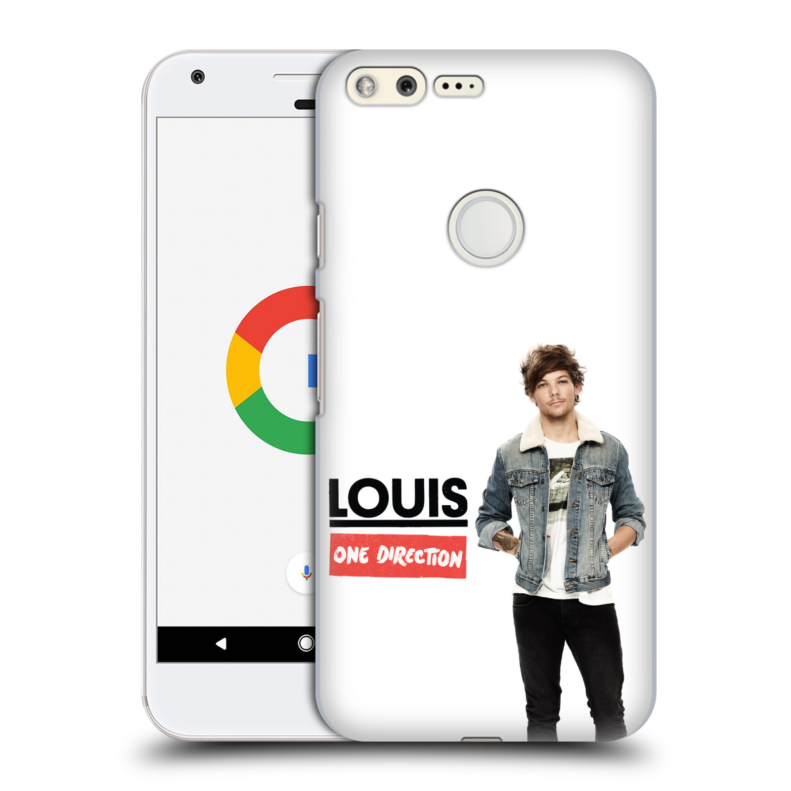 official one direction louis tomlinson photo hard back