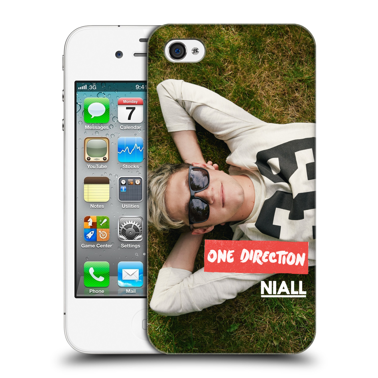 OFFICIAL-ONE-DIRECTION-NIALL-HORAN-PHOTO-HARD-BACK-CASE-FOR-APPLE-iPHONE-4-4S