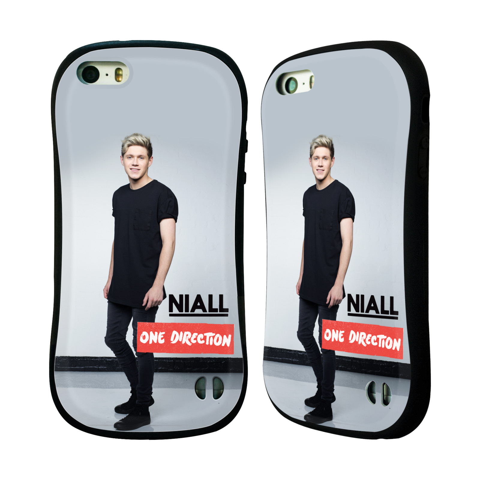 official one direction niall horan photo hybrid case for