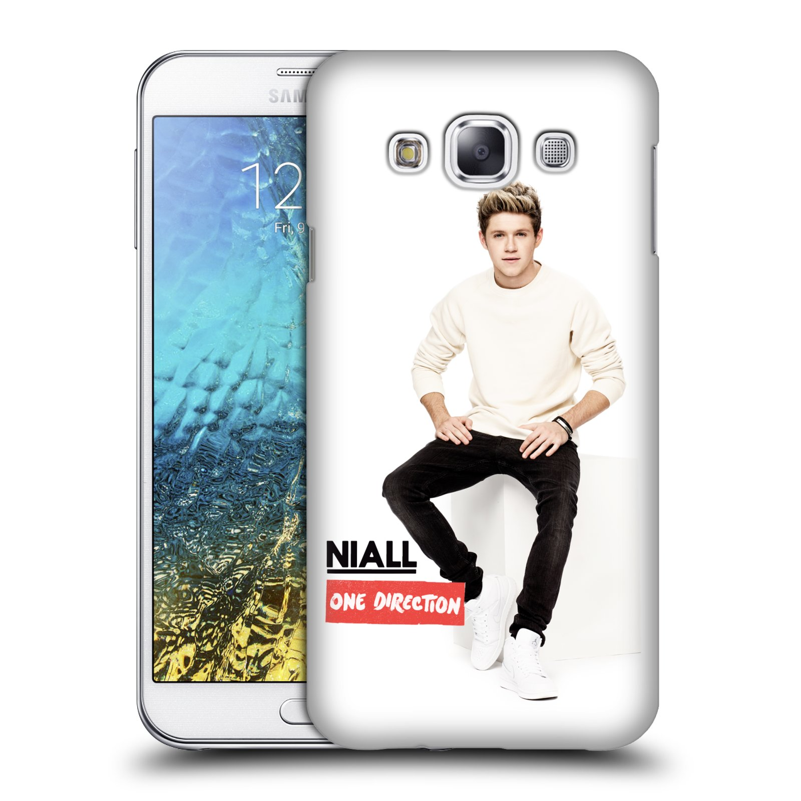 official one direction niall horan photo hard back case