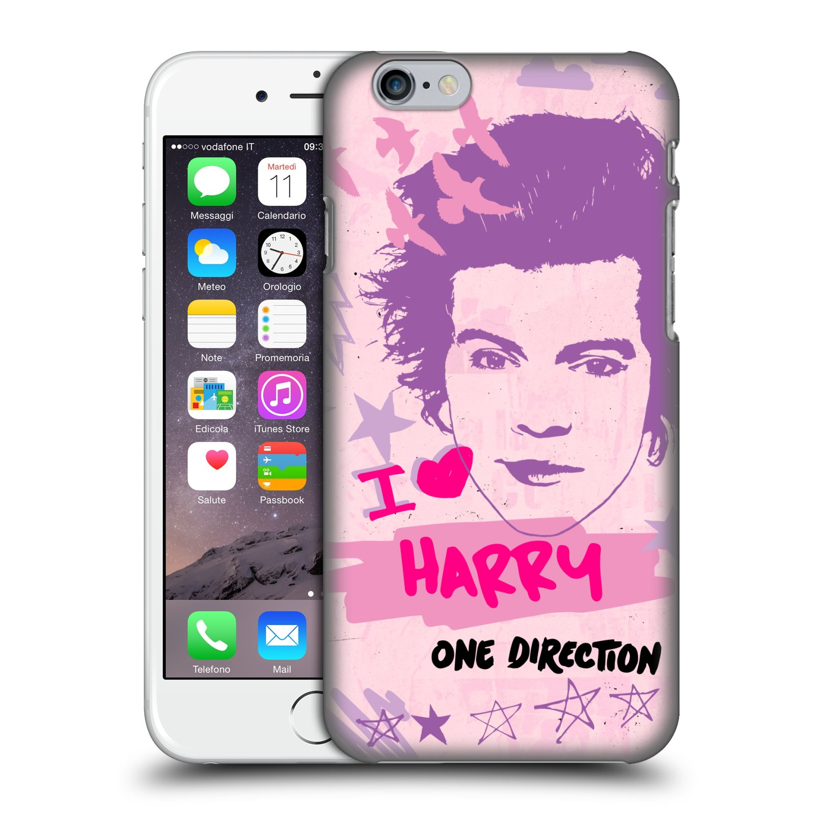 OFFICIAL-ONE-DIRECTION-PINK-GRAPHIC-FACES-HARD-BACK-CASE-FOR-APPLE-iPHONE-6-4-7