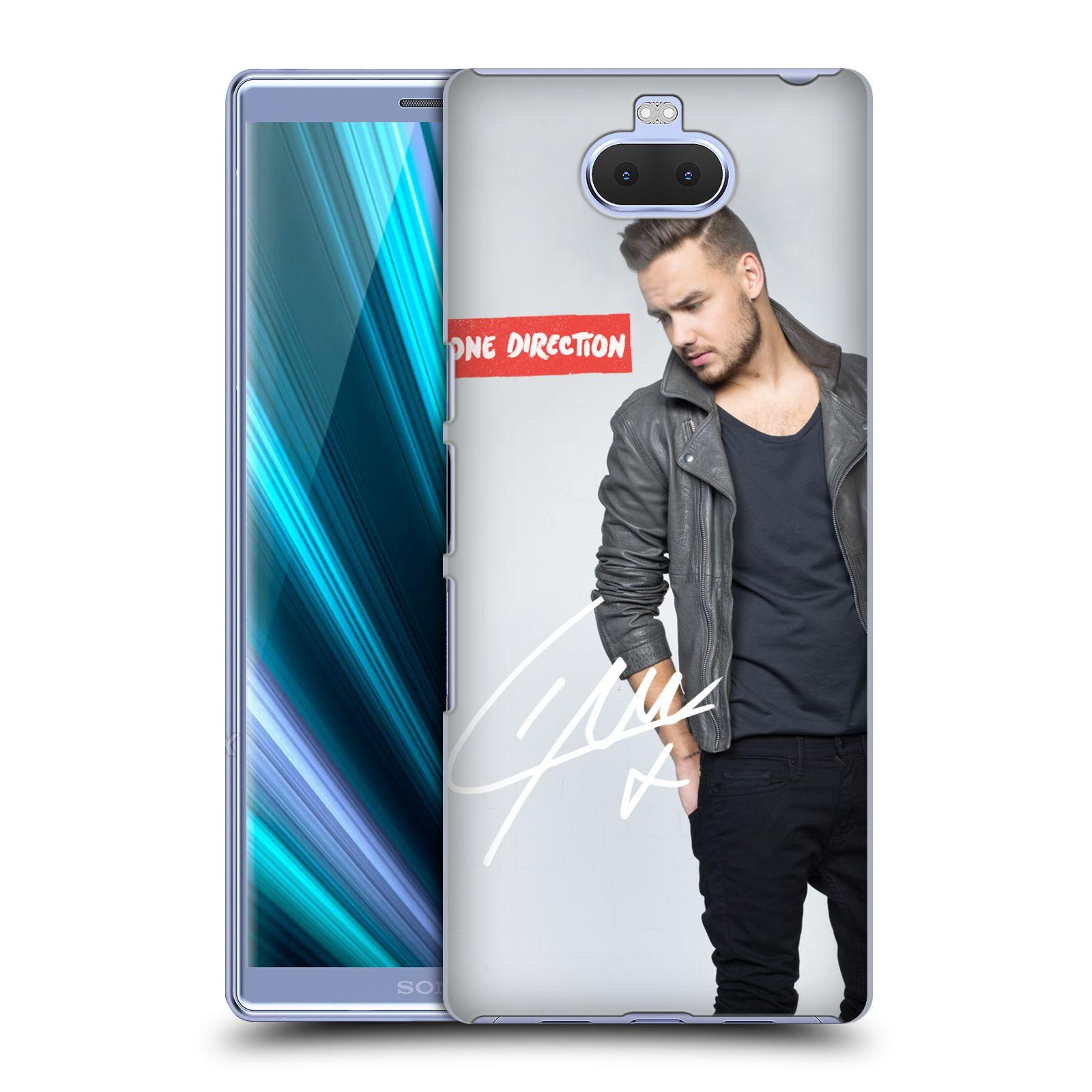 Pouzdro na mobil Sony Xperia 10 - Head Case - One Direction zpěvák Liam Bonnet profil