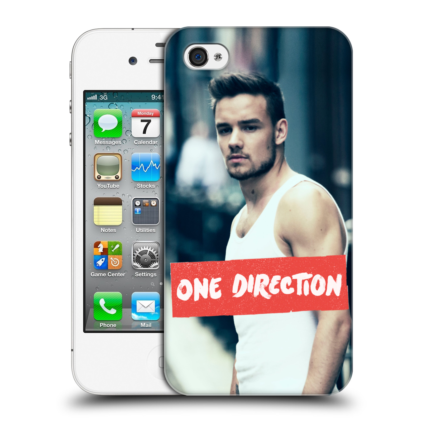 Ufficiale-One-Direction-1D-Liam-FOTO-FILTRO-HARD-BACK-CASE-per-APPLE-IPHONE-4S
