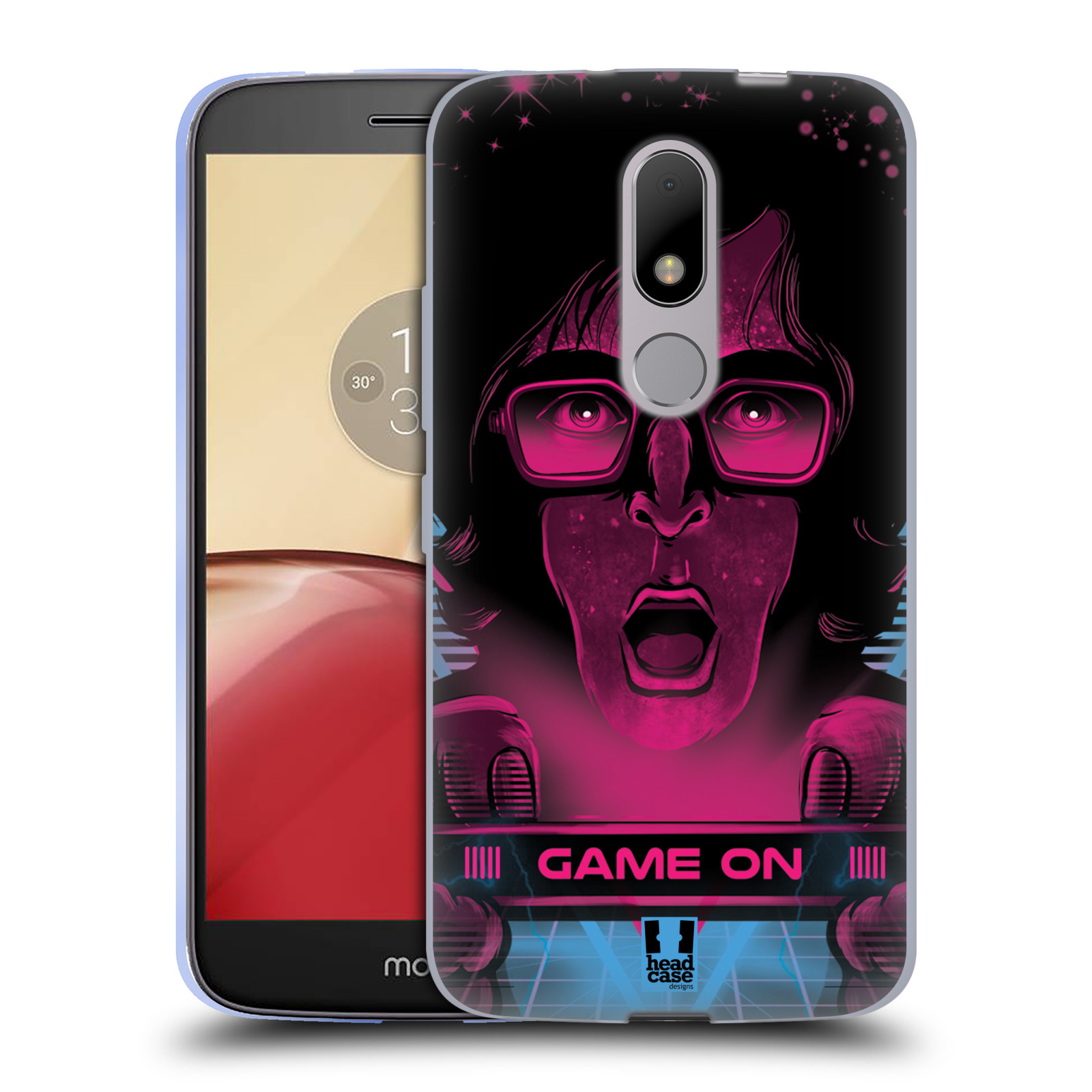 HEAD-CASE-DESIGNS-THE-80-039-S-GRAPHIC-VIBES-SOFT-GEL-CASE-FOR-MOTOROLA-MOTO-M