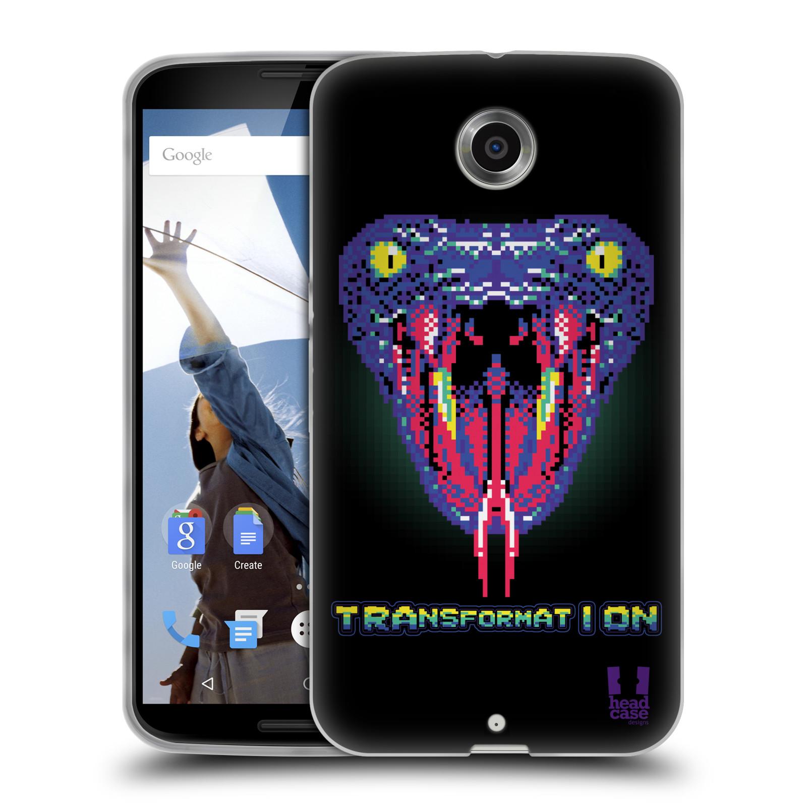 HEAD-CASE-DESIGNS-8BIT-ANIMALS-SOFT-GEL-CASE-FOR-MOTOROLA-PHONES