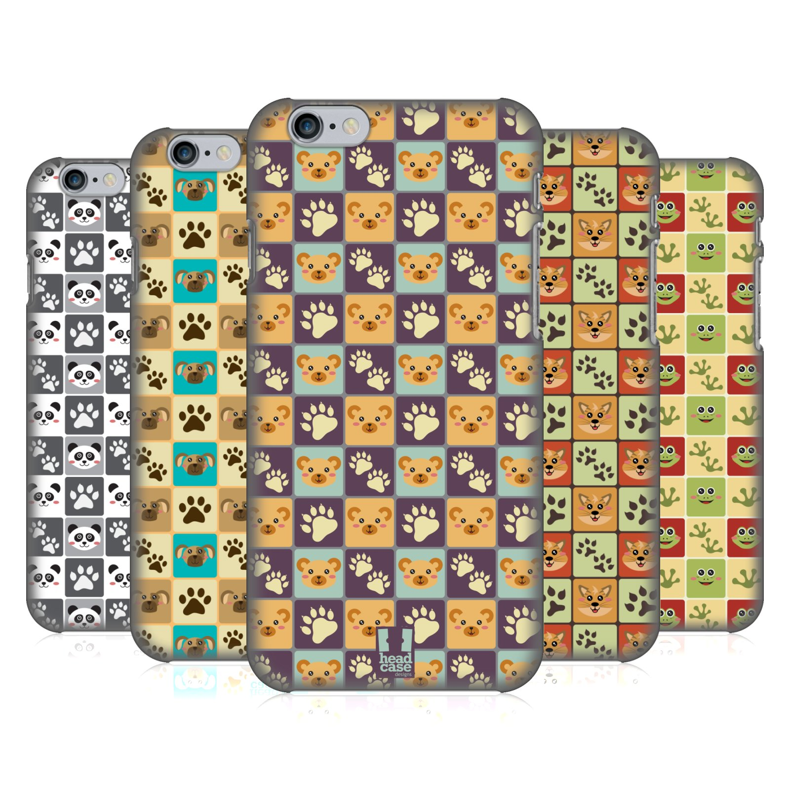 Animal Board Patterns