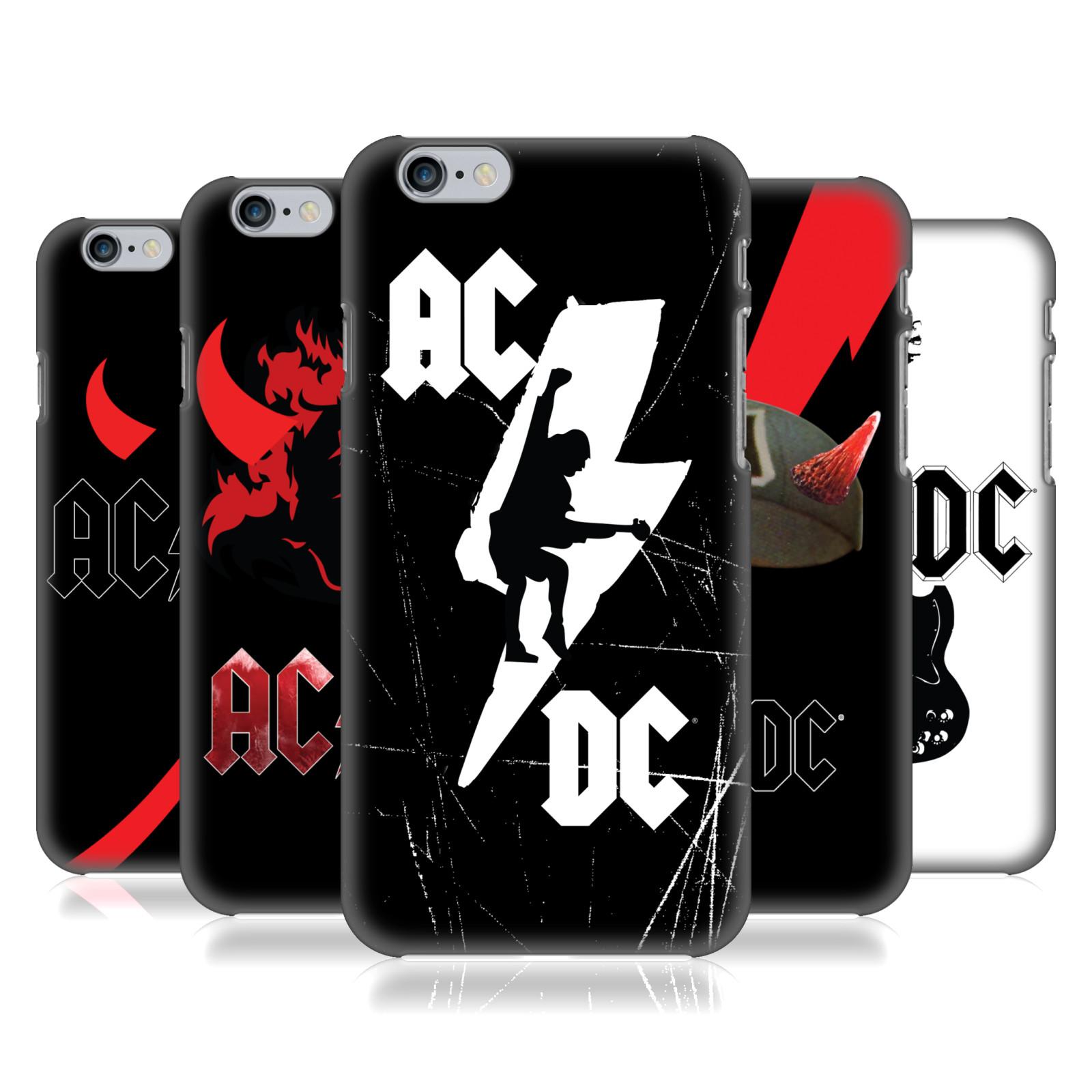 coque acdc iphone 7