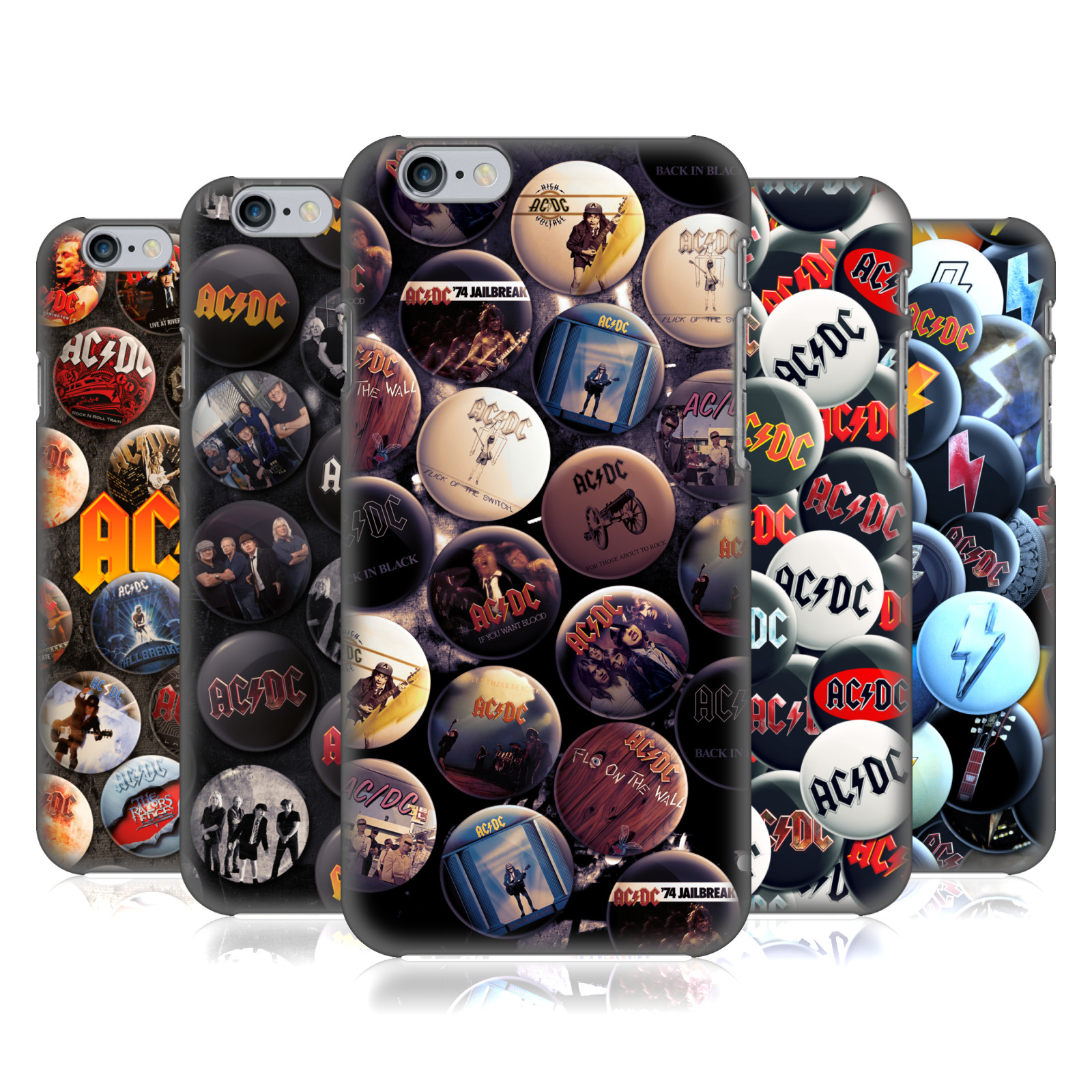 ACDC Button Pins