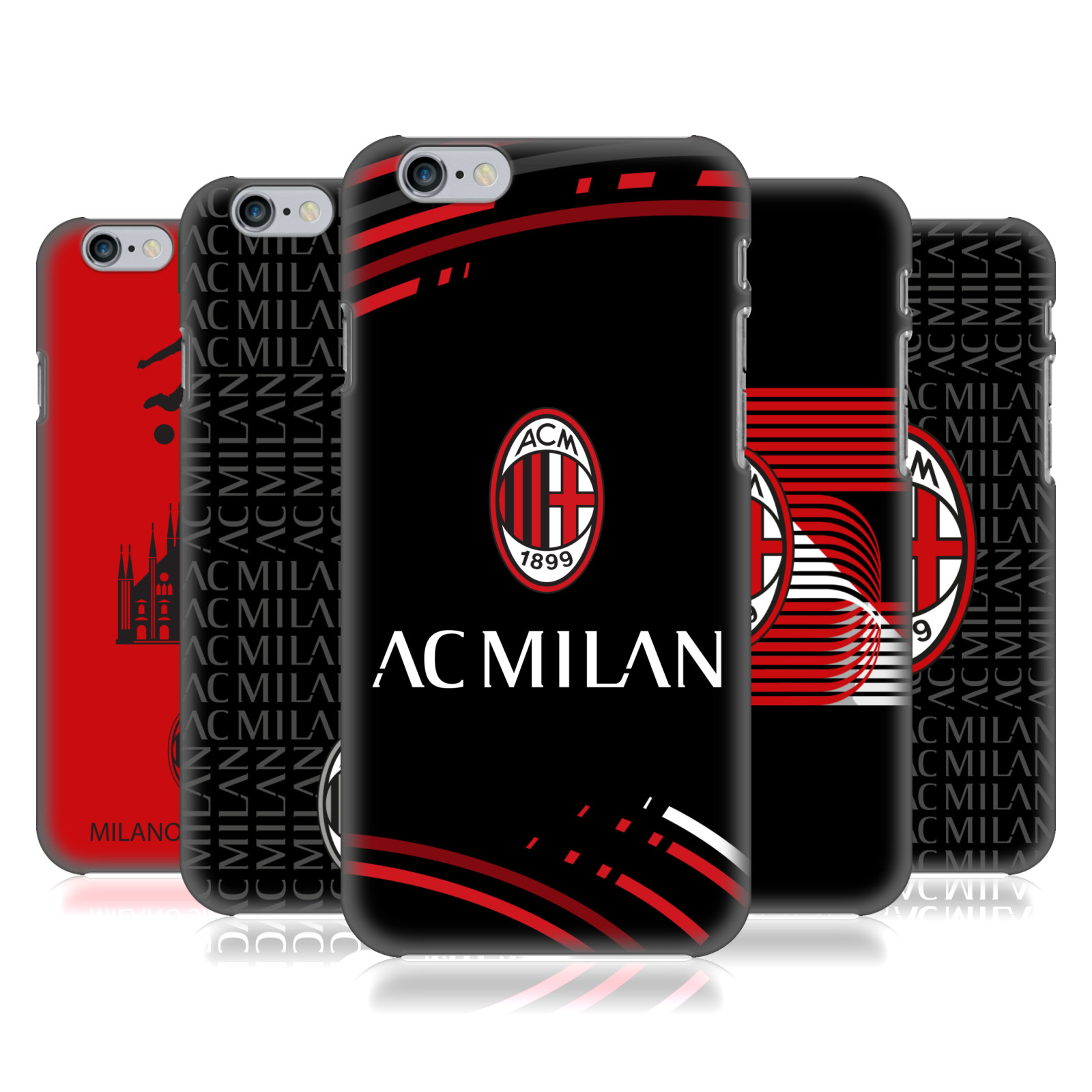 AC Milan 2018/19 Crest Patterns