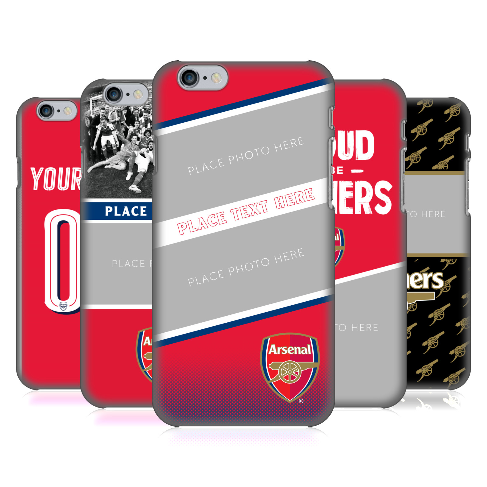 Arsenal FC AFC 2017/18 Personalized