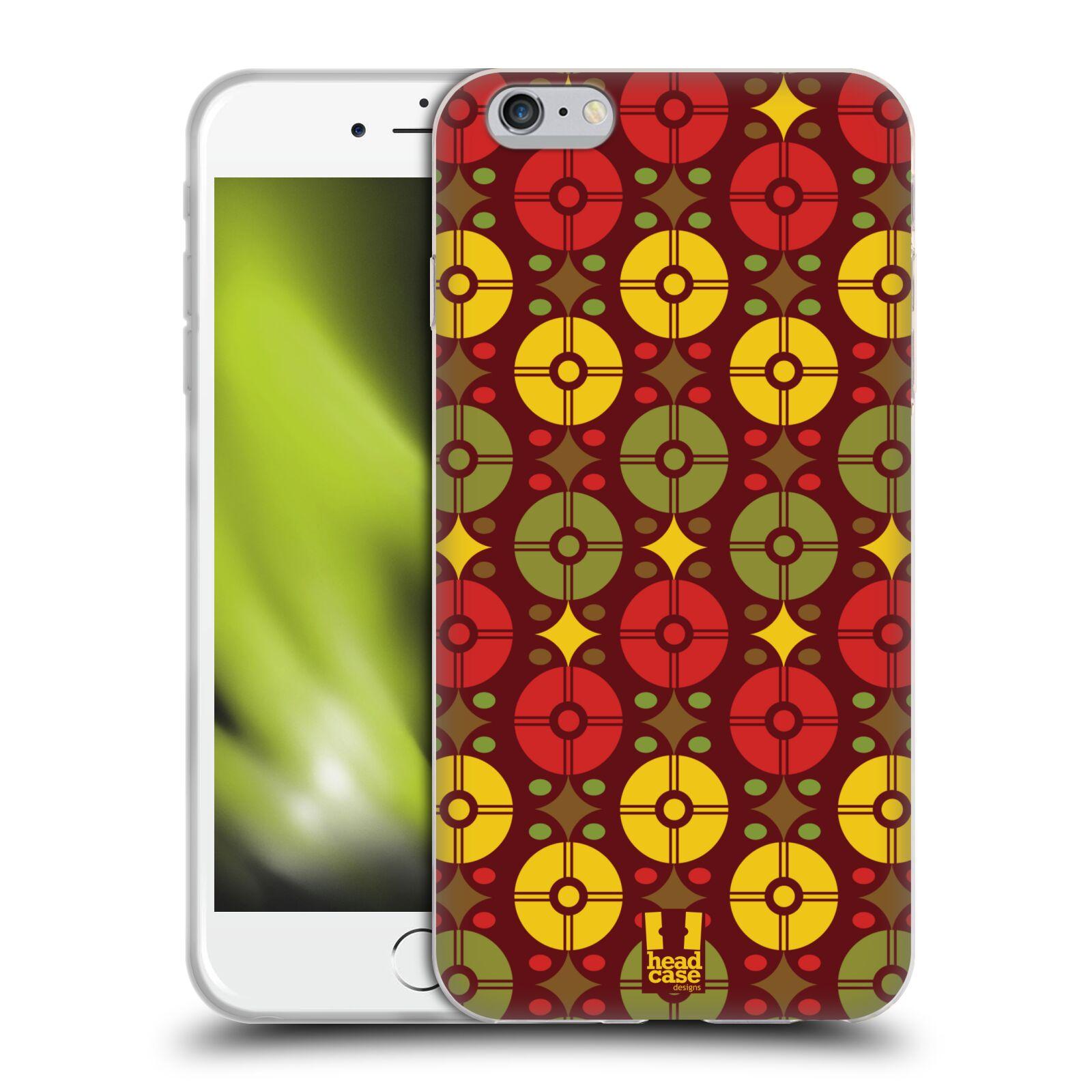 HEAD CASE silikonový obal na mobil Apple Iphone 6 PLUS/ 6S PLUS vzor Africké motivy OMÁMENÍ