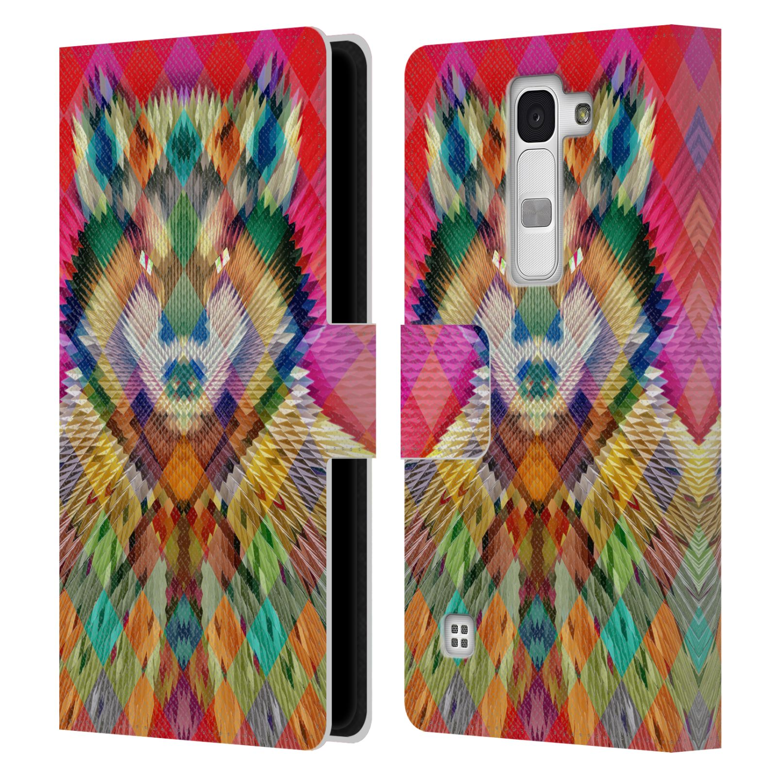 OFFICIAL-ALI-GULEC-GEOMETRIC-LEATHER-BOOK-WALLET-CASE-COVER-FOR-LG-PHONES-2