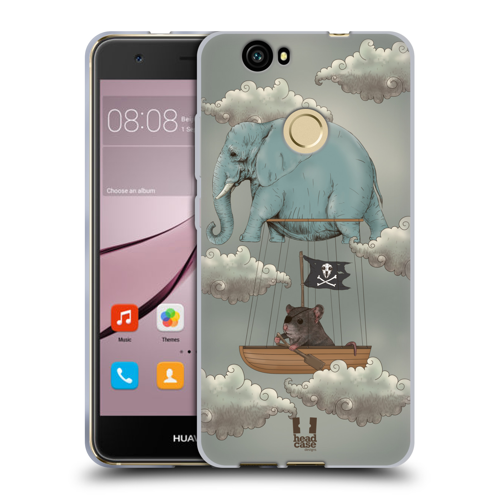 HEAD-CASE-DESIGNS-FANTAISIES-ANIMALES-ETUI-COQUE-EN-GEL-MOLLE-POUR-HUAWEI-NOVA