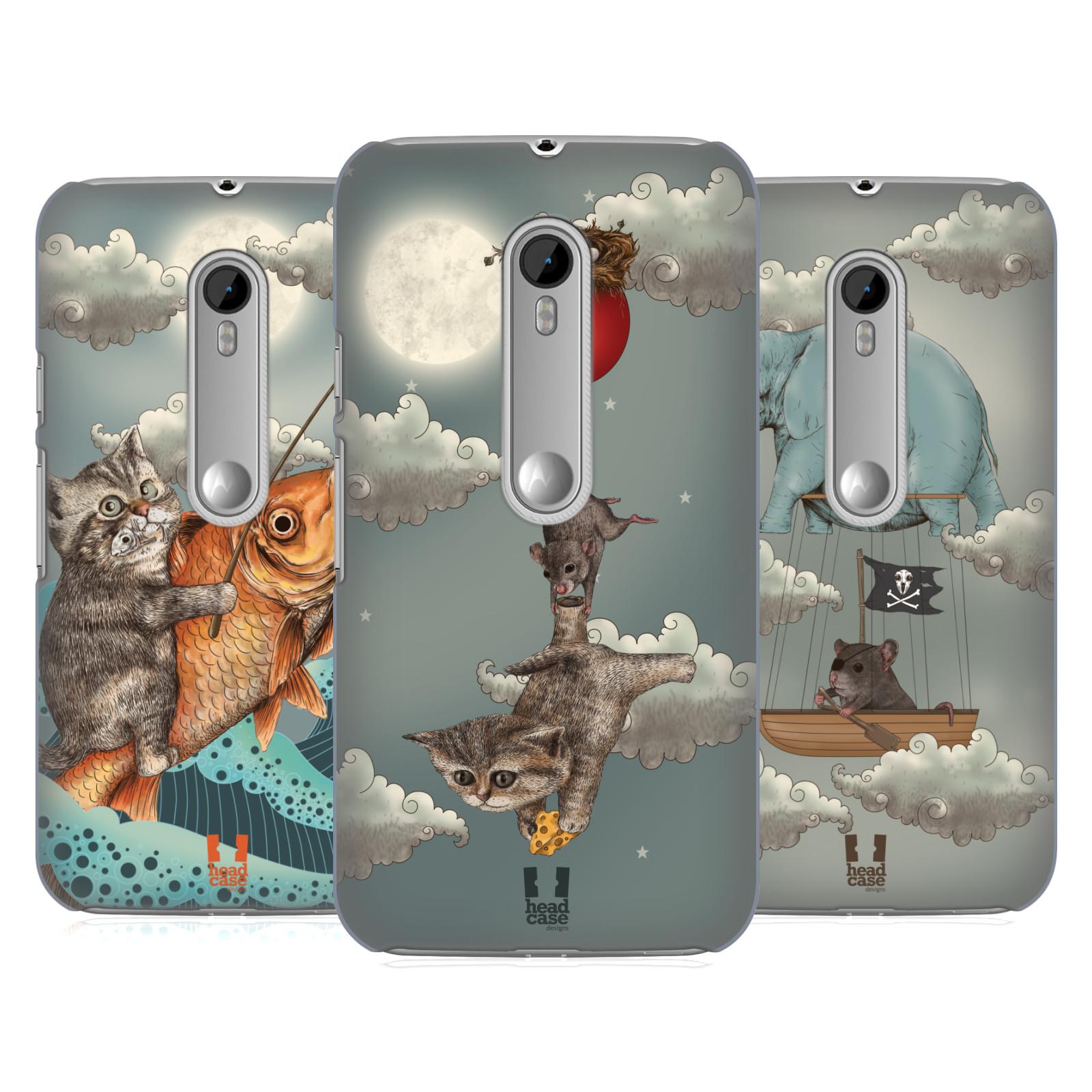HEAD-CASE-DESIGNS-ANIMAL-FANTASIES-HARD-BACK-CASE-FOR-MOTOROLA-PHONES-1
