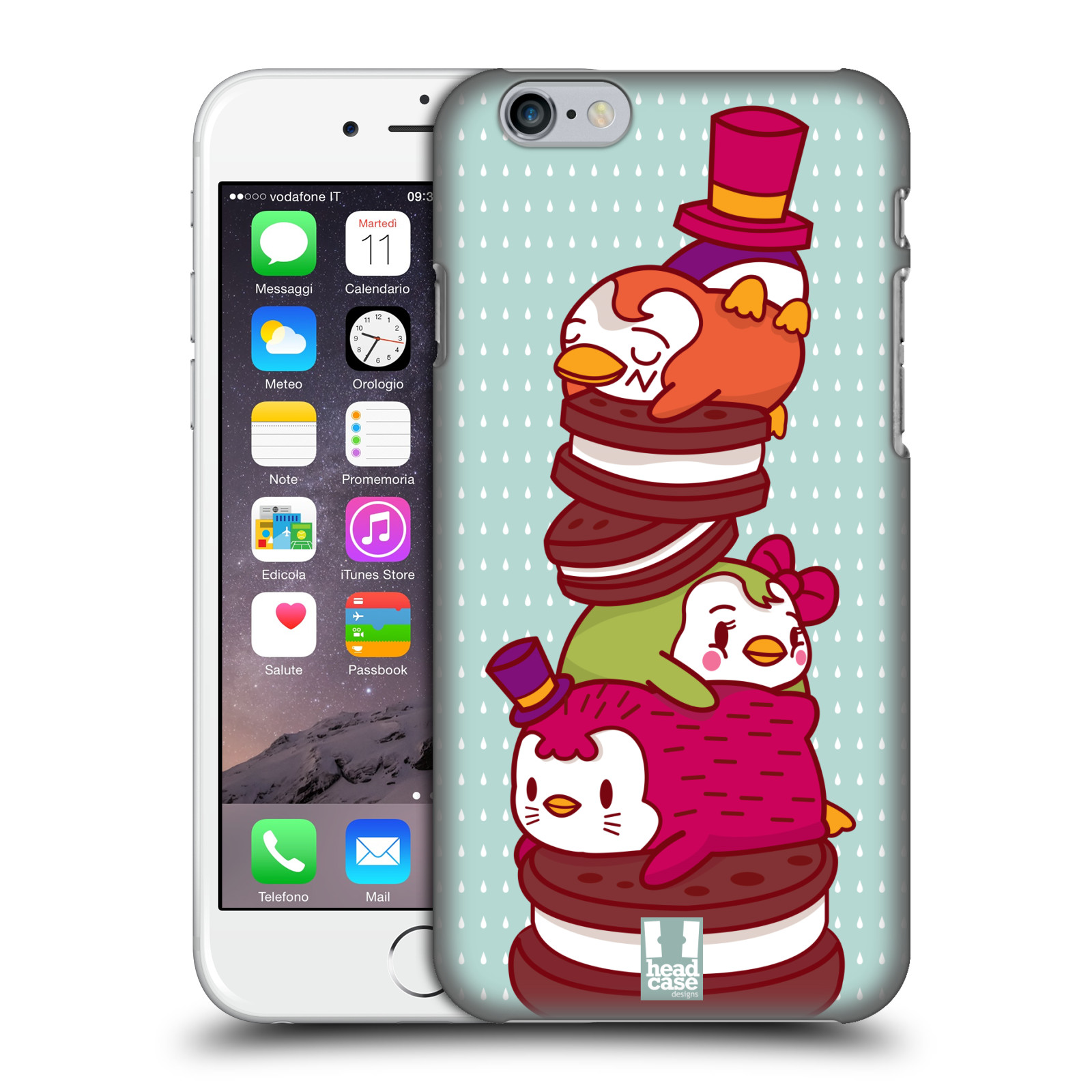 HEAD-CASE-DESIGNS-TIERE-GARNIERUNGEN-RUCKSEITE-HULLE-FUR-APPLE-iPHONE-HANDYS