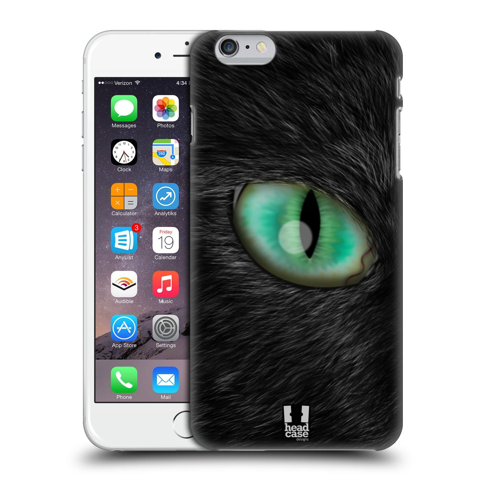 Plastové pouzdro pro mobil Apple Iphone 6 PLUS / 6S PLUS vzor pohled zvířete oko kočka