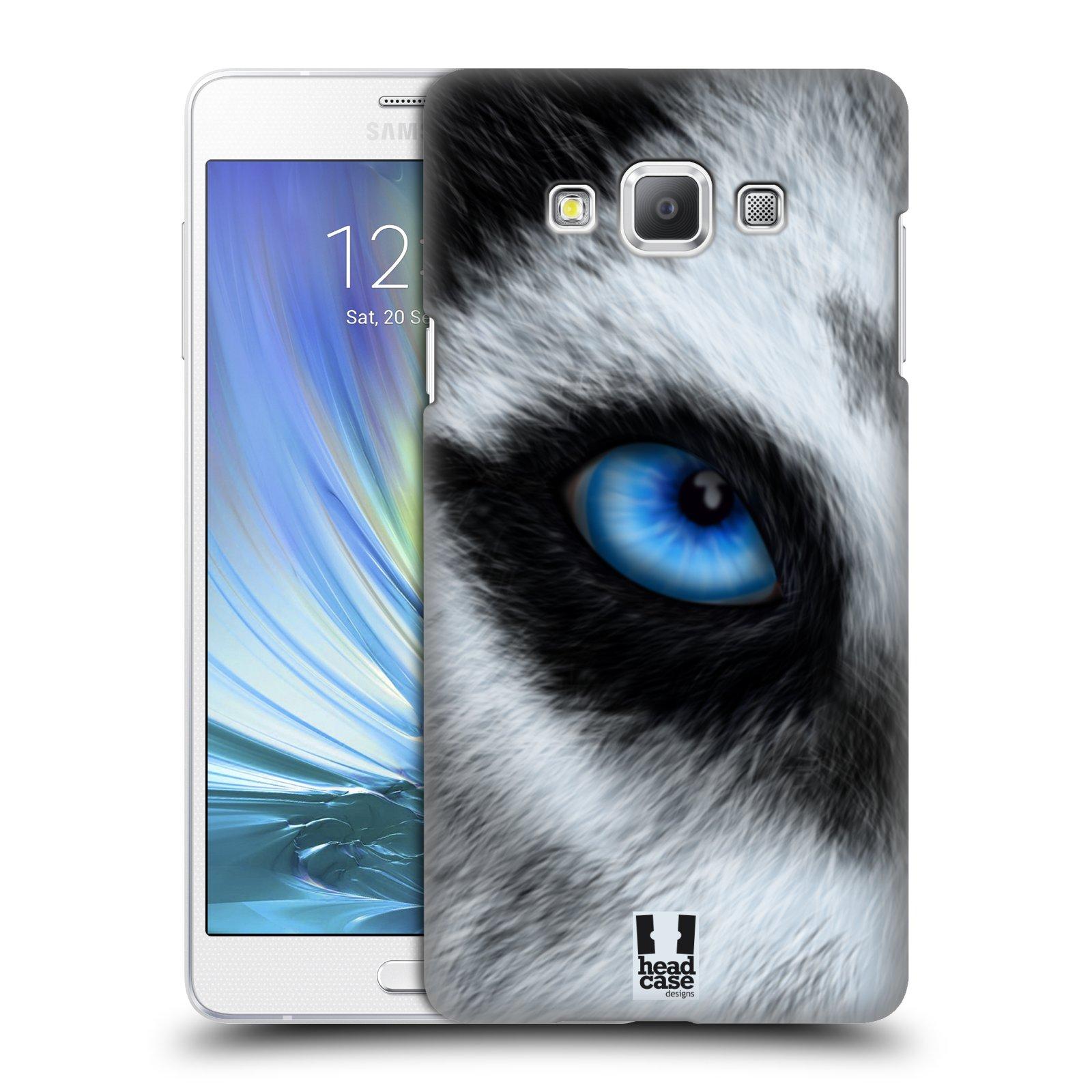 HEAD CASE plastový obal na mobil SAMSUNG GALAXY A7 vzor pohled zvířete oko pes husky