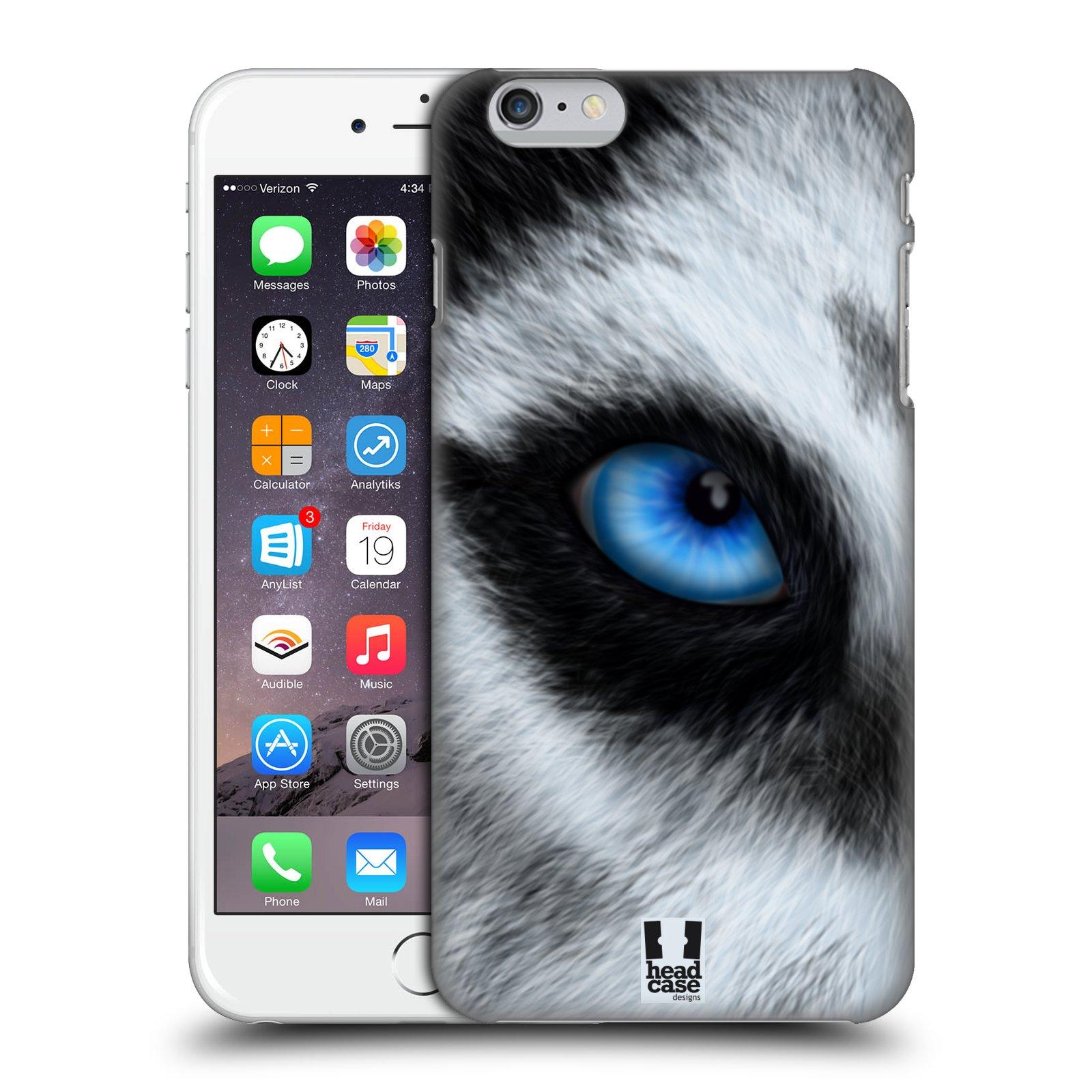 Plastové pouzdro pro mobil Apple Iphone 6 PLUS / 6S PLUS vzor pohled zvířete oko pes husky