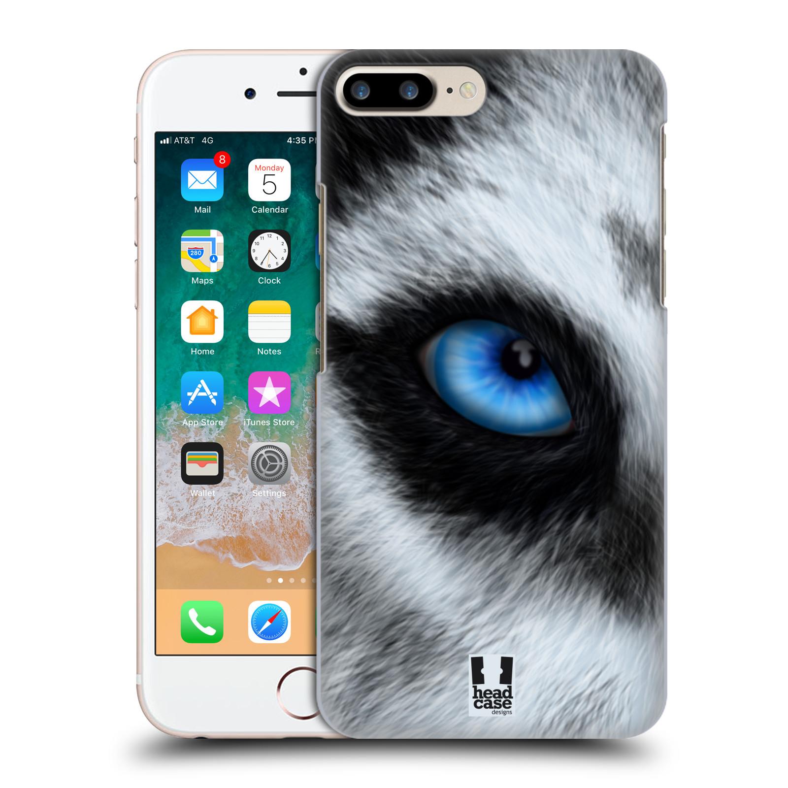 HEAD CASE plastový obal na mobil Apple Iphone 7 PLUS vzor pohled zvířete oko pes husky