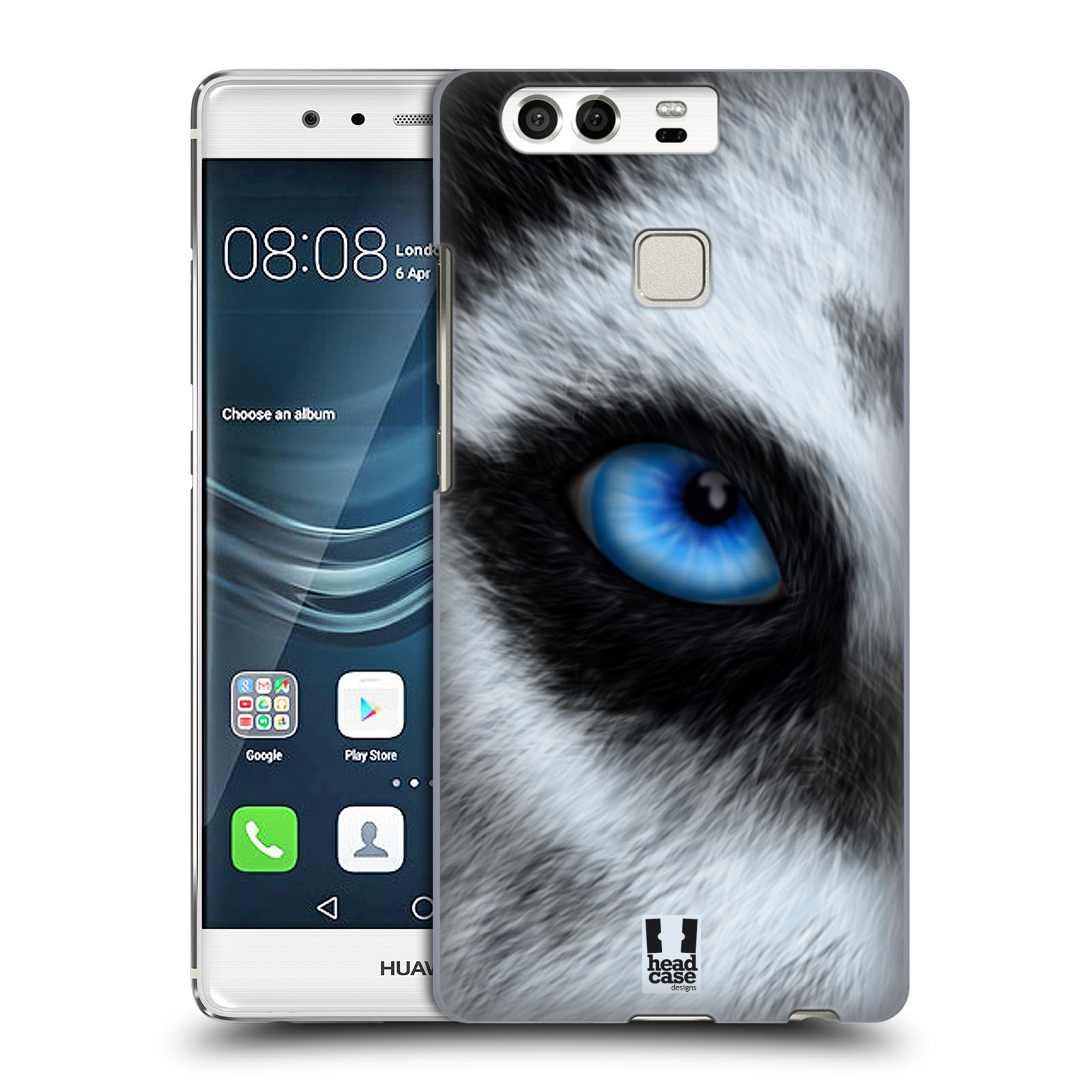 HEAD CASE plastový obal na mobil Huawei P9 / P9 DUAL SIM vzor pohled zvířete oko pes husky