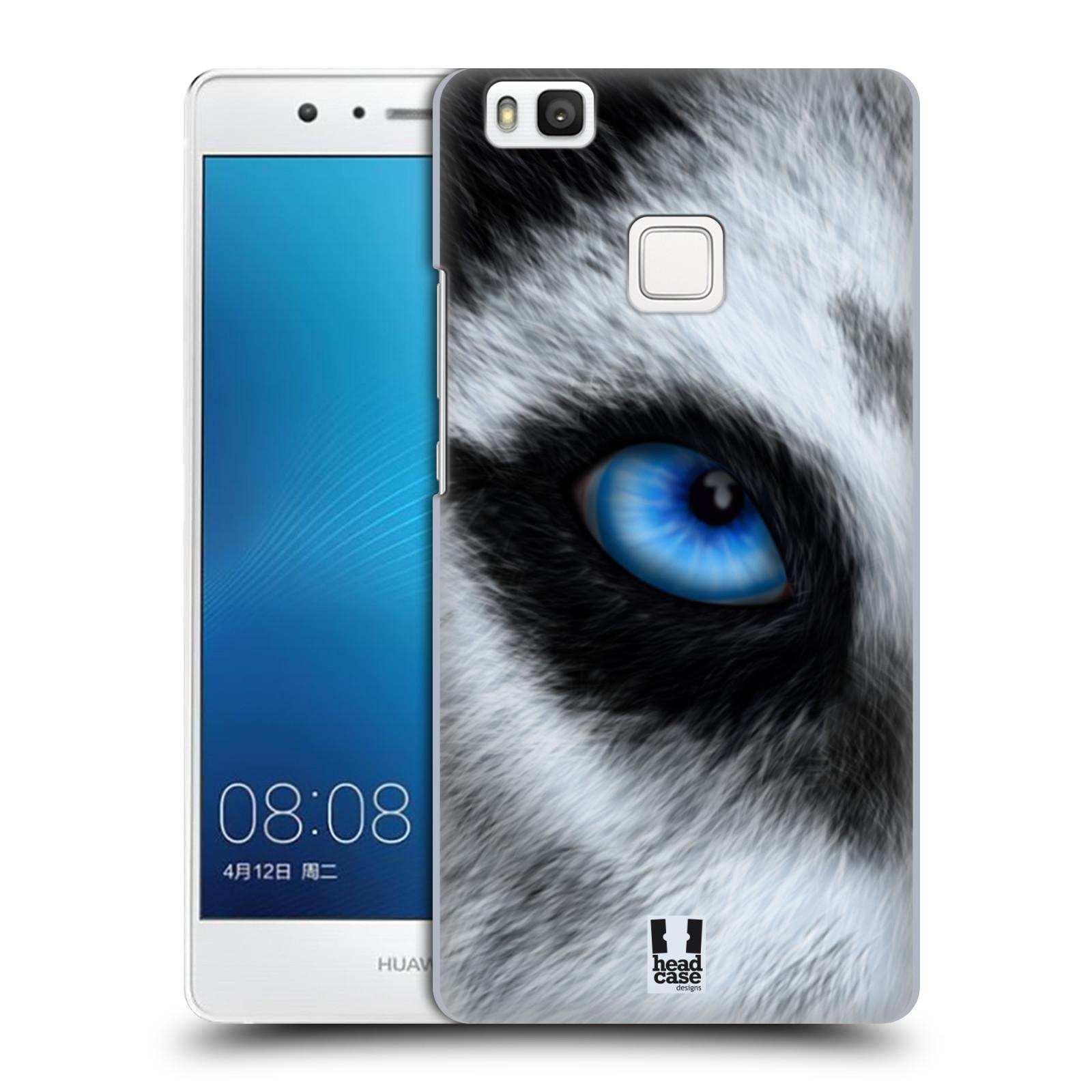 HEAD CASE plastový obal na mobil Huawei P9 LITE / P9 LITE DUAL SIM vzor pohled zvířete oko pes husky