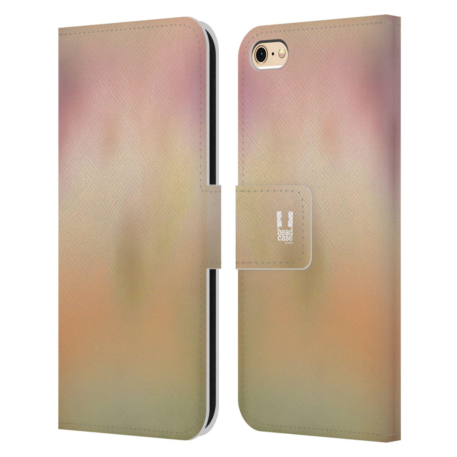 HEAD CASE Flipové pouzdro pro mobil Apple Iphone 6/6s AQUAREL barvy NOSTALGIE