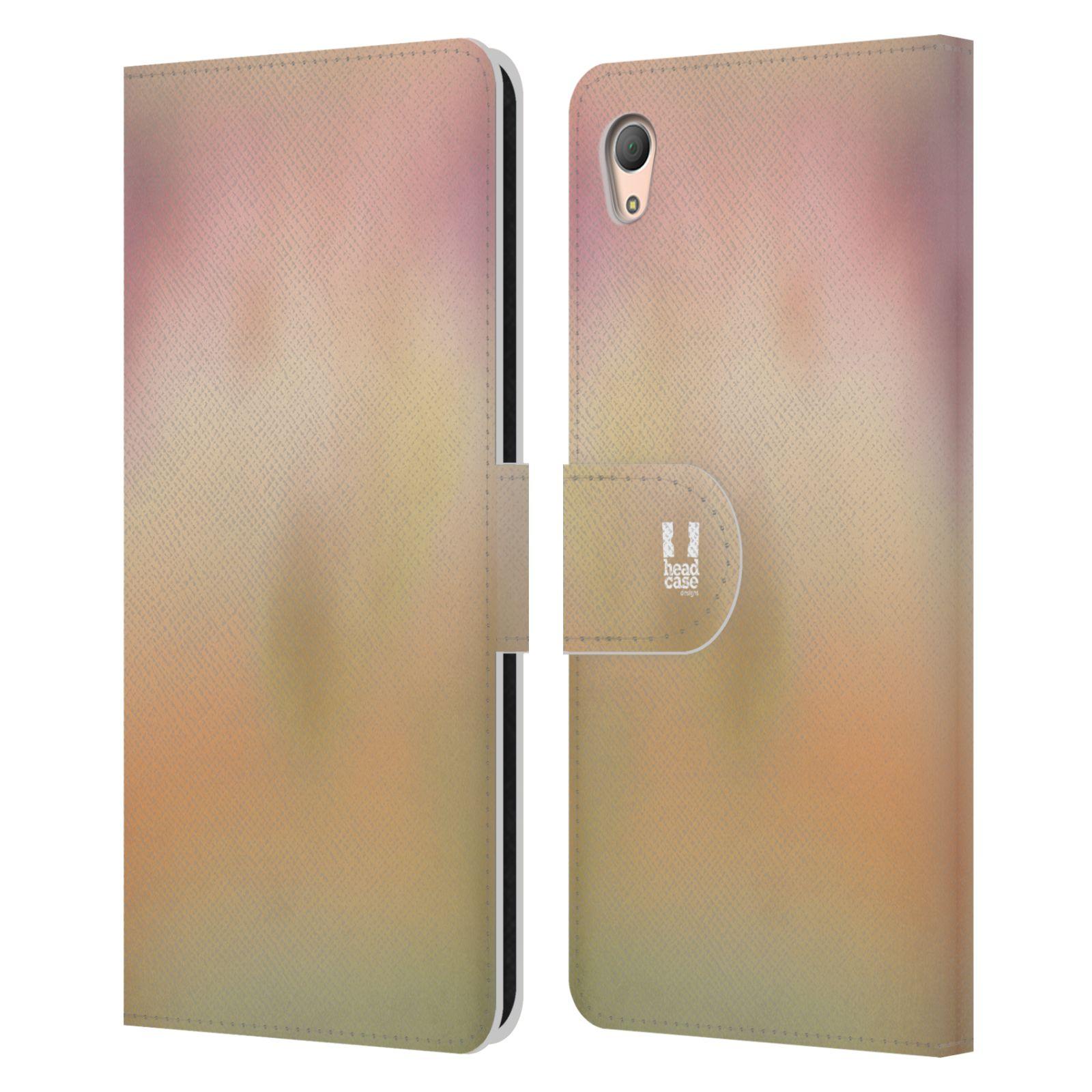 HEAD CASE Flipové pouzdro pro mobil SONY XPERIA Z3+ (PLUS) AQUAREL barvy NOSTALGIE