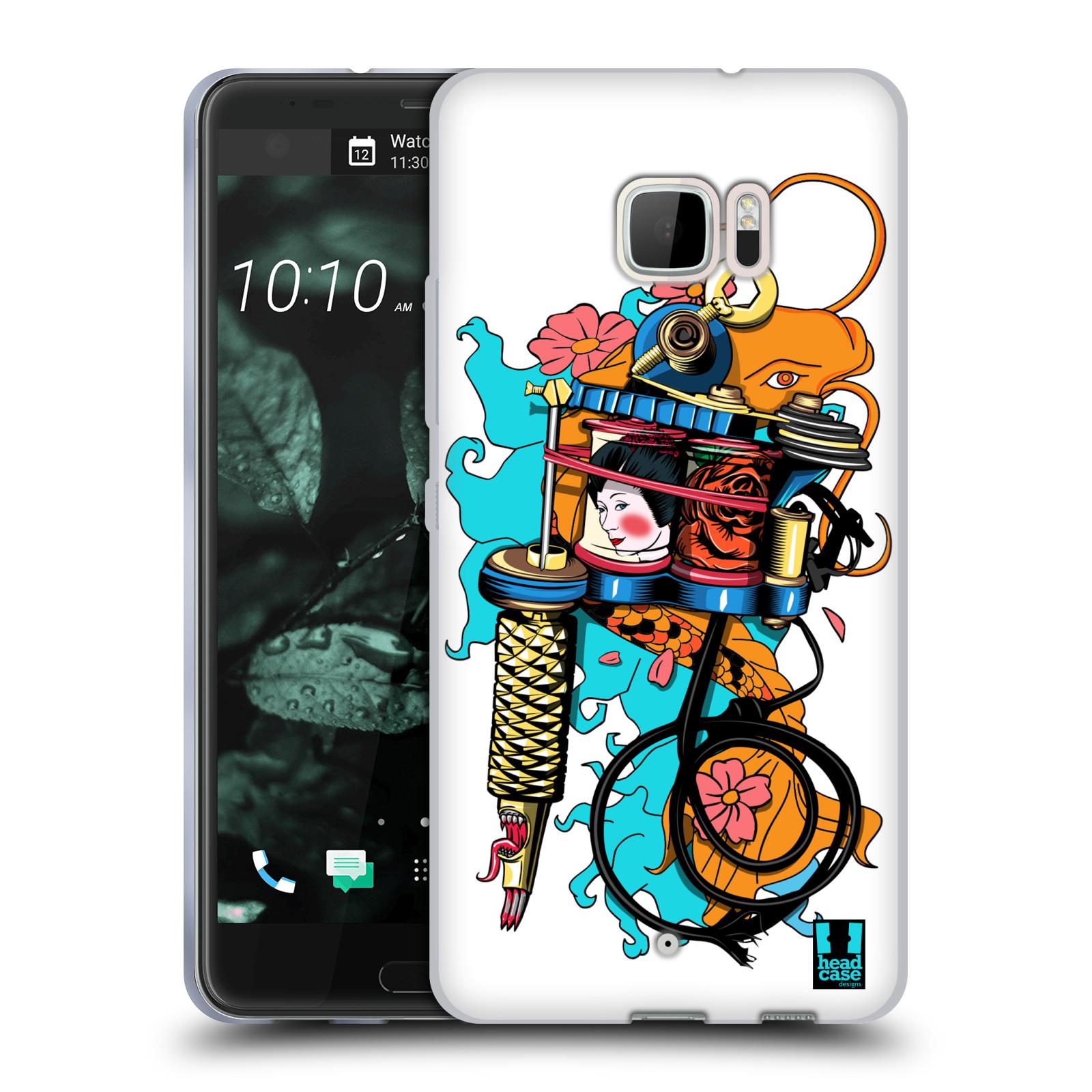 HEAD-CASE-DESIGNS-ART-MACHINE-COVER-MORBIDA-IN-GEL-PER-HTC-U-ULTRA