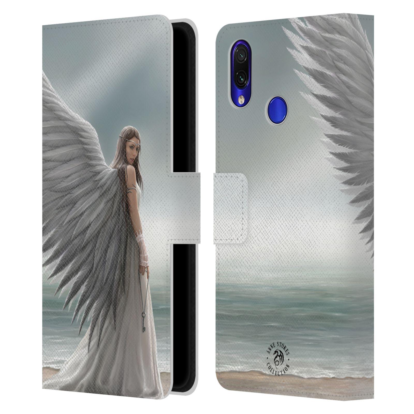 Pouzdro na mobil Xiaomi Redmi Note 7 / Note 7 PRO - Head Case - fantasy - anděl na pláži